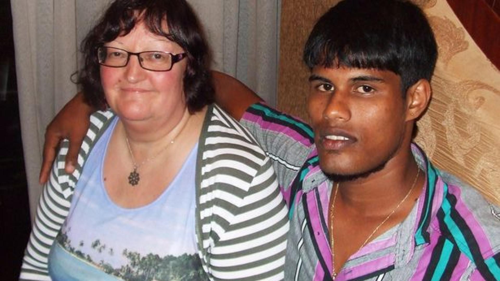 Mulher diz-se falida depois de investir dinheiro em namorado de 26 anos