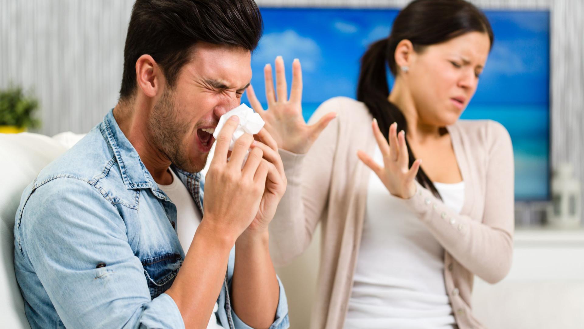 Porque é que as constipações são tão comuns? (mesmo no verão...)