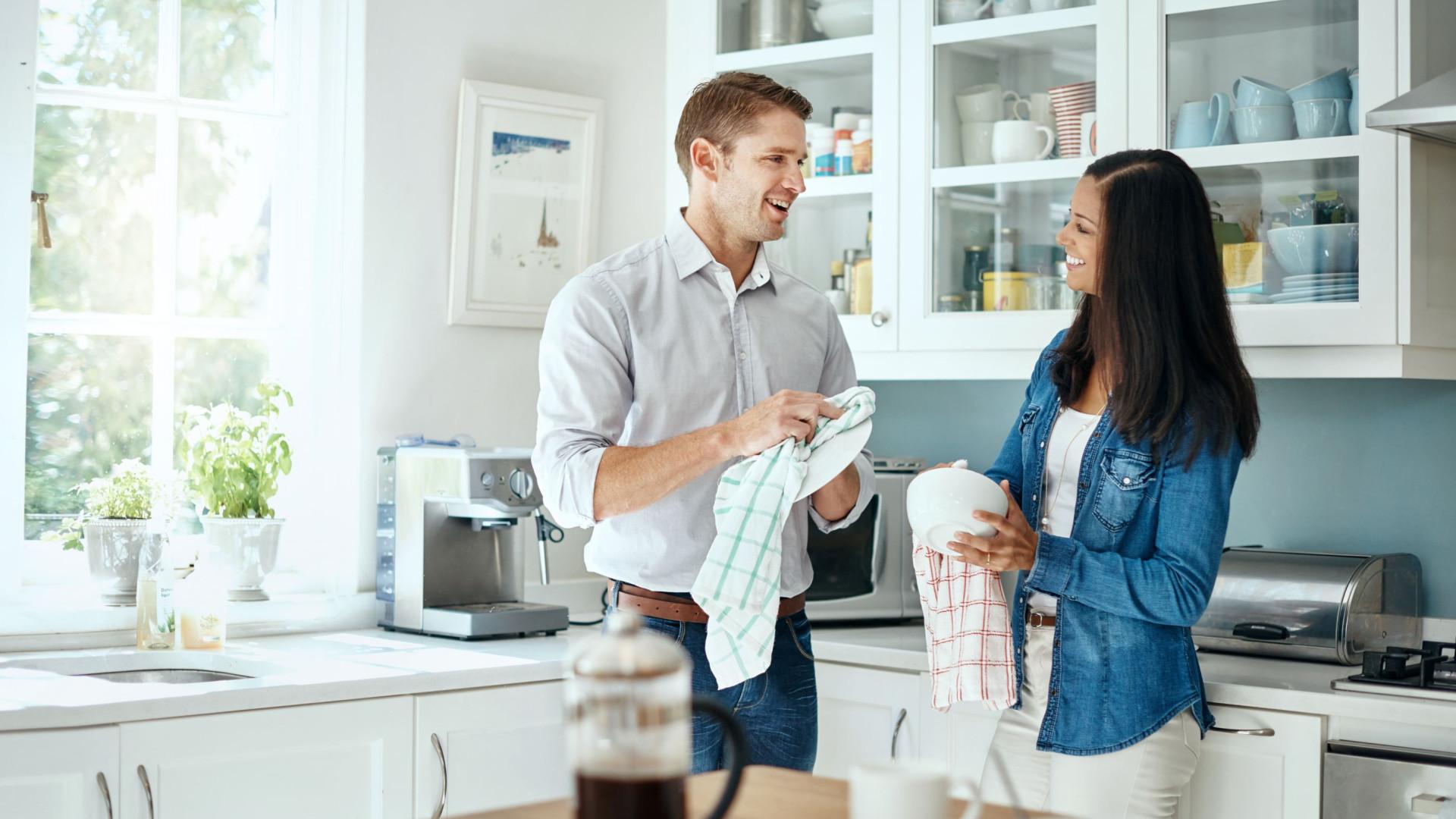 Será que os panos de cozinha podem provocar gastroenterites?