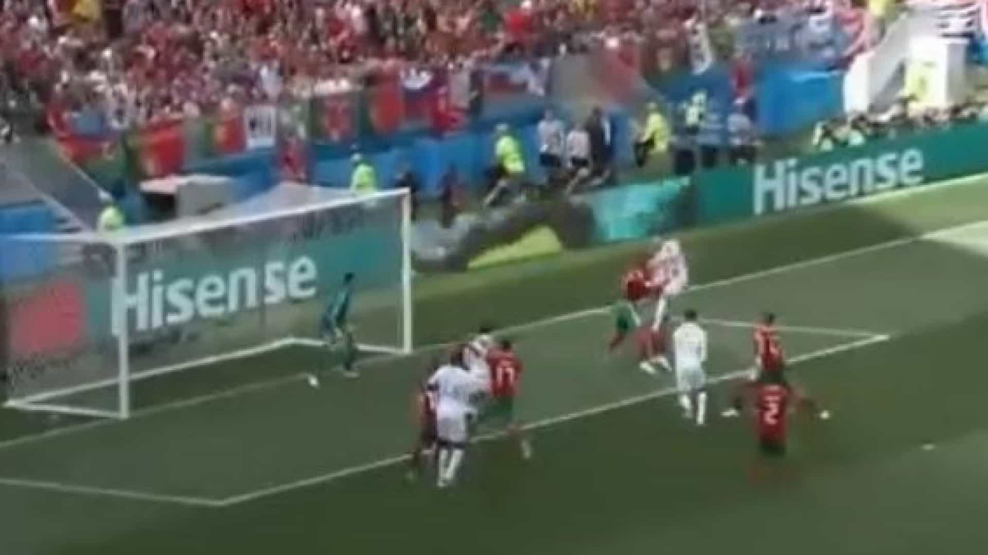 Cristiano Ronaldo só precisou de 4 minutos para fazer estragos