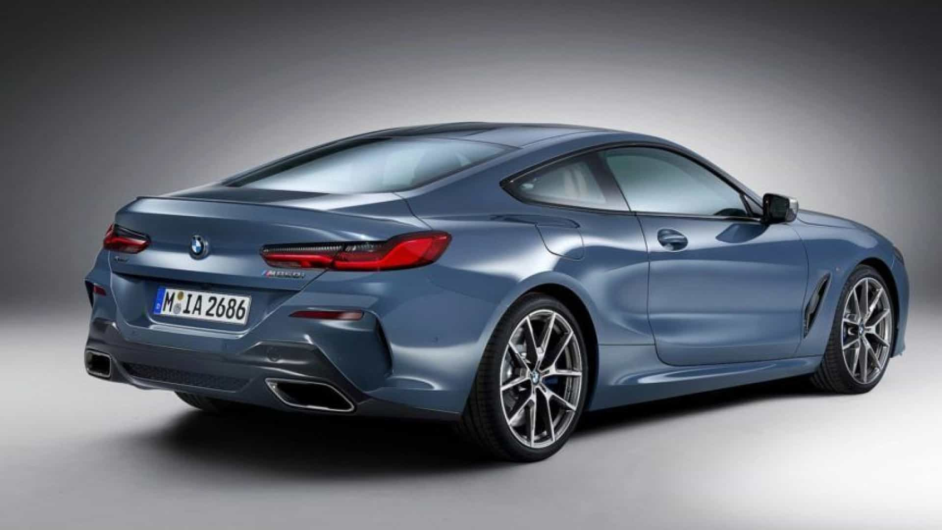 BMW apresentou o novo Série 8 Coupé. Já conhece?