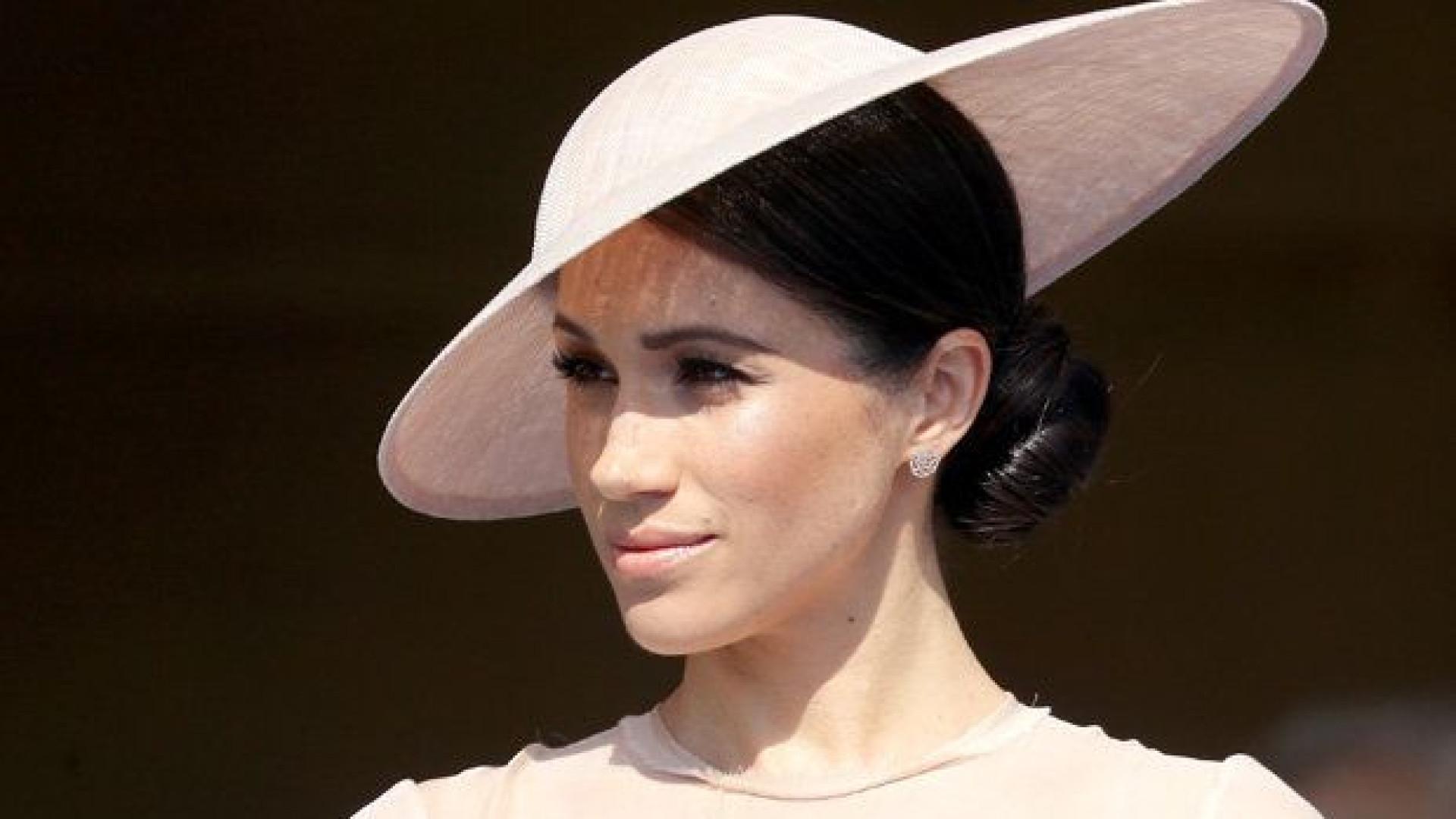 Tatuagens na cara? Duquesa Meghan Markle está por trás da nova tendência