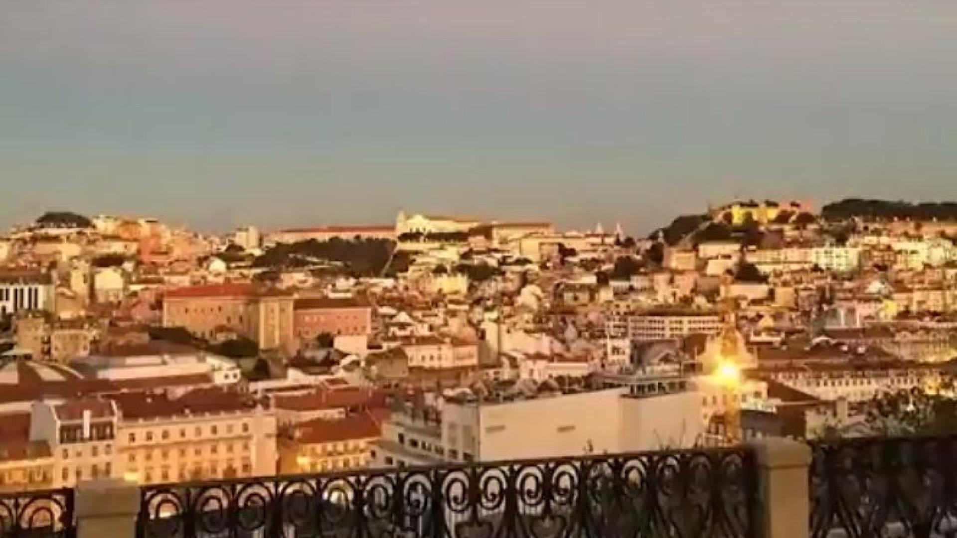 'Lisboa, Saudade, Luz', o vídeo incrível que é uma homenagem à cidade