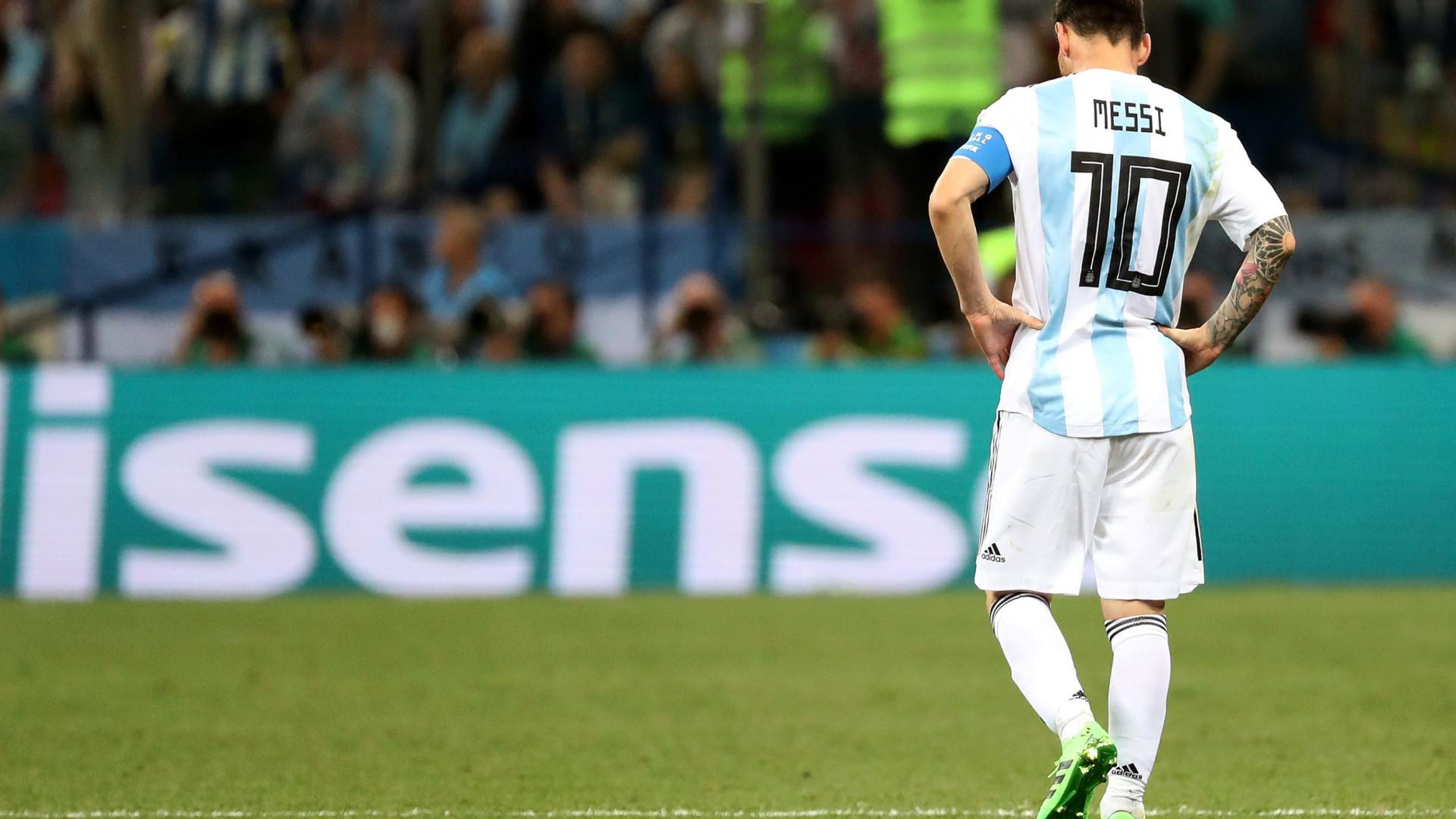 """Saviola defende Messi: """"É o melhor do mundo e talvez da história"""""""