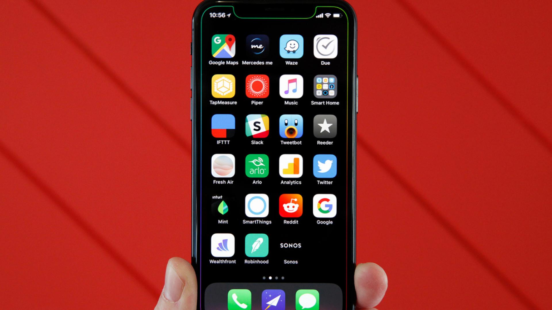 Este pode muito bem ser um dos iPhones de 2018