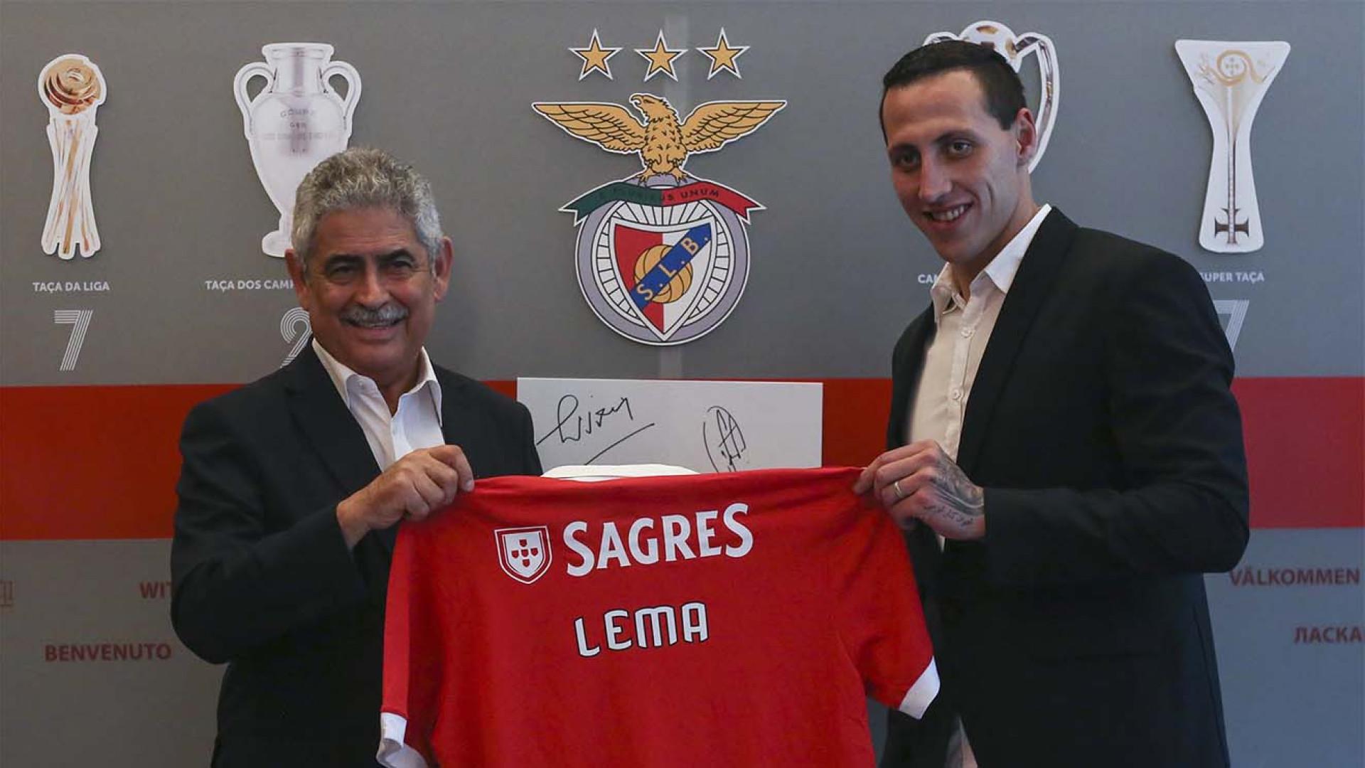 """""""Benfica? É um salto muito importante na minha carreira"""""""
