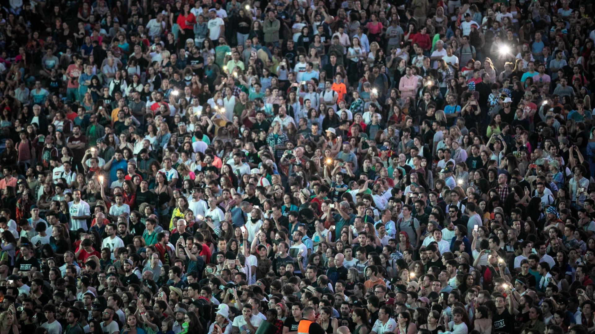 Assim foram os concertos do primeiro dia de Rock in Rio
