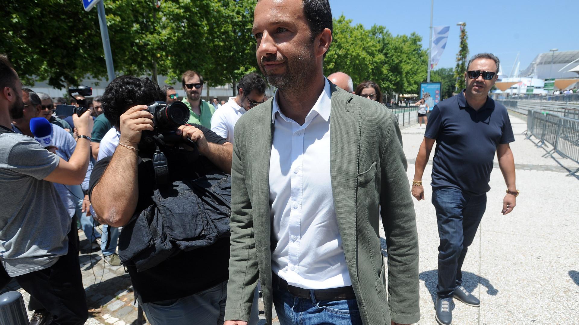 Frederico Varandas já escolheu presidente da MAG
