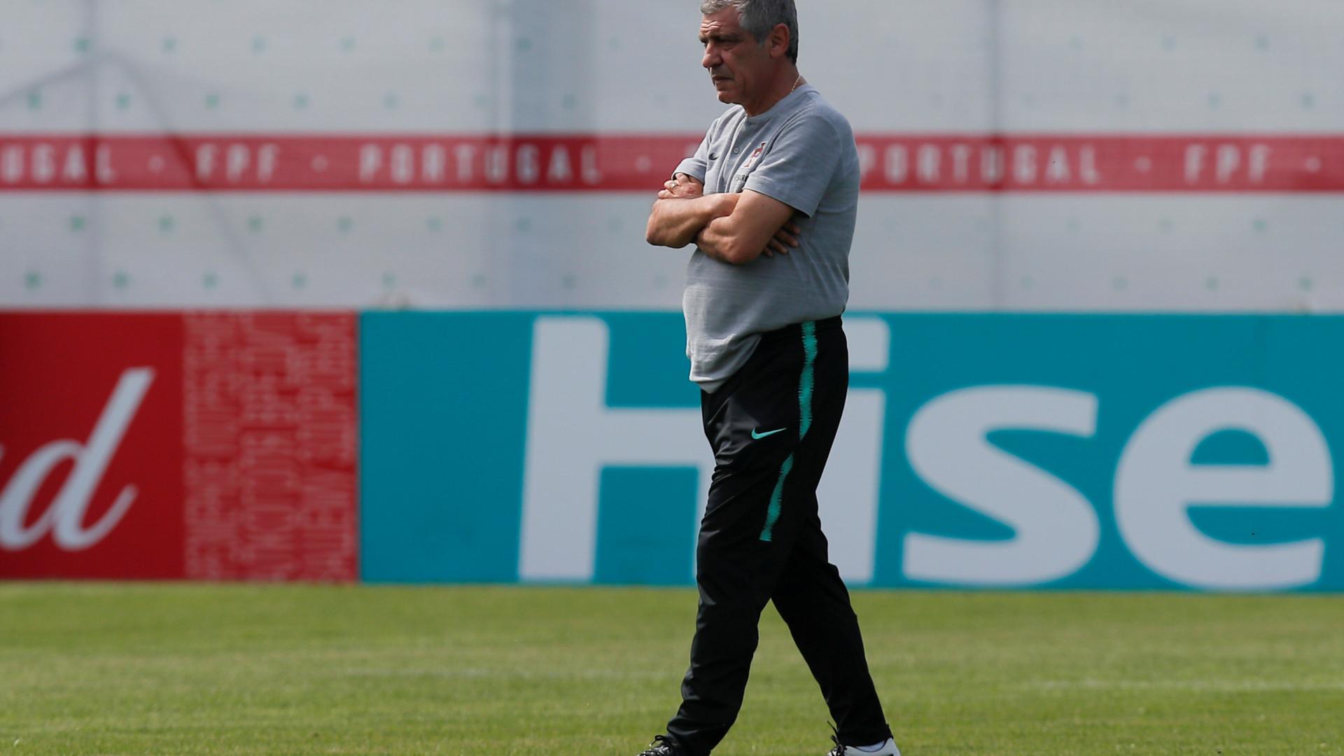 Portugal continua a afinar estratégia para estreia na Liga das Nações aad5d5641aa82