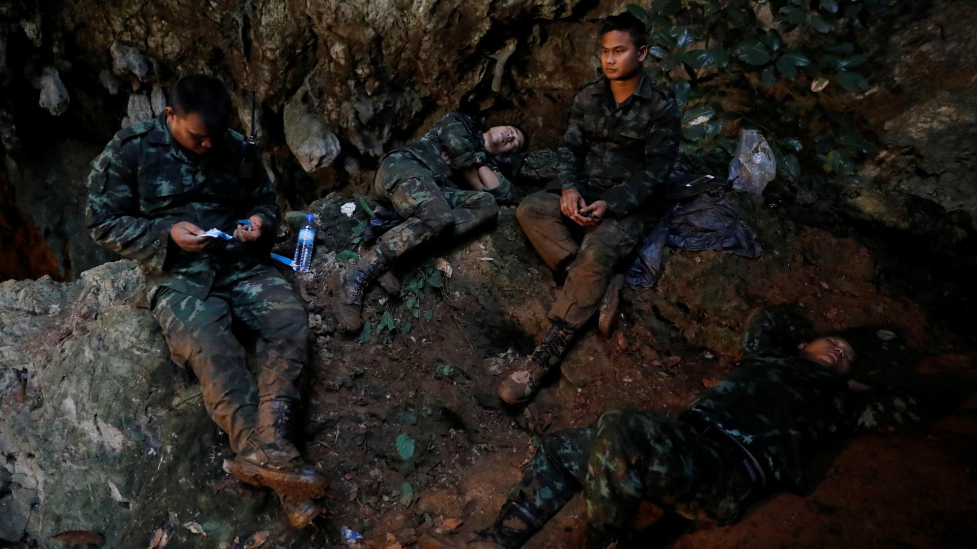 Já se planeia produção cinematográfica sobre crianças presas em gruta