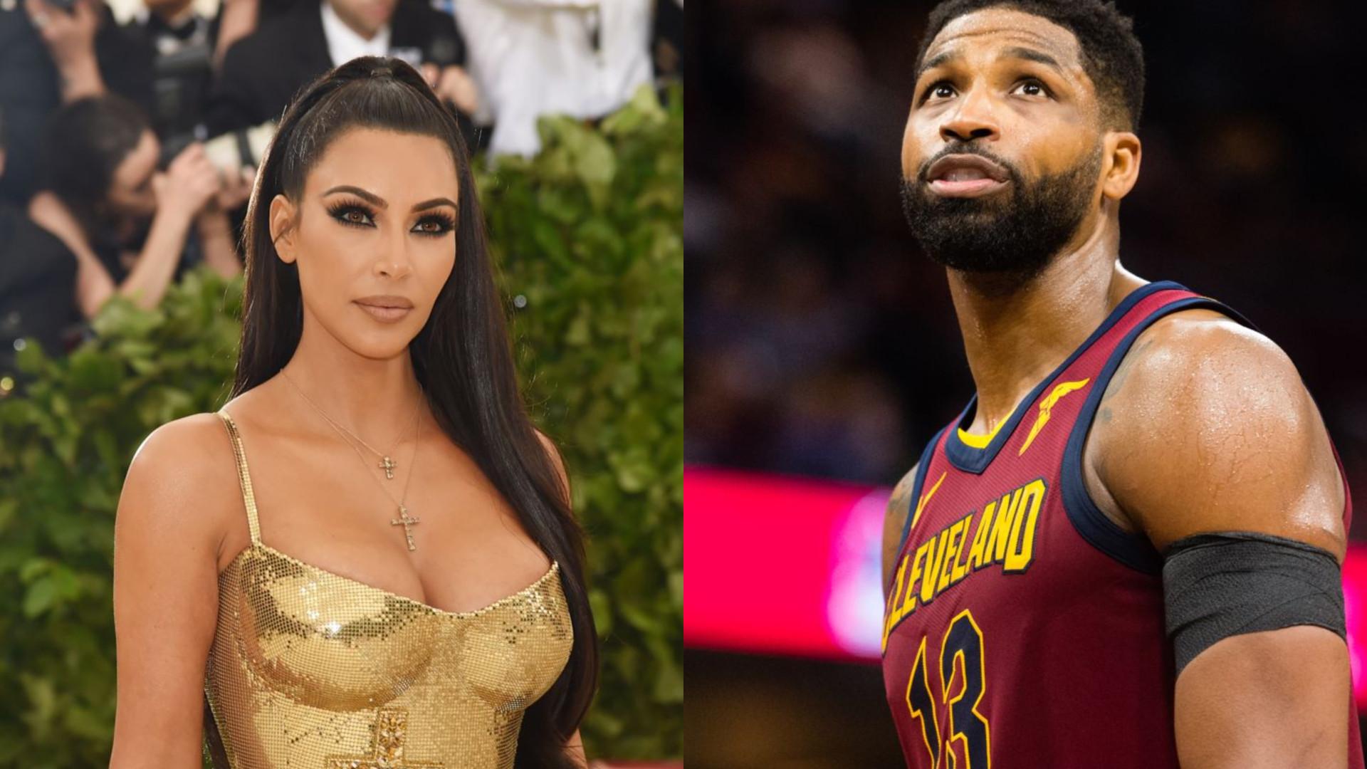 Kim Kardashian deixa de seguir Tristan Thompson e Jordyn Woods