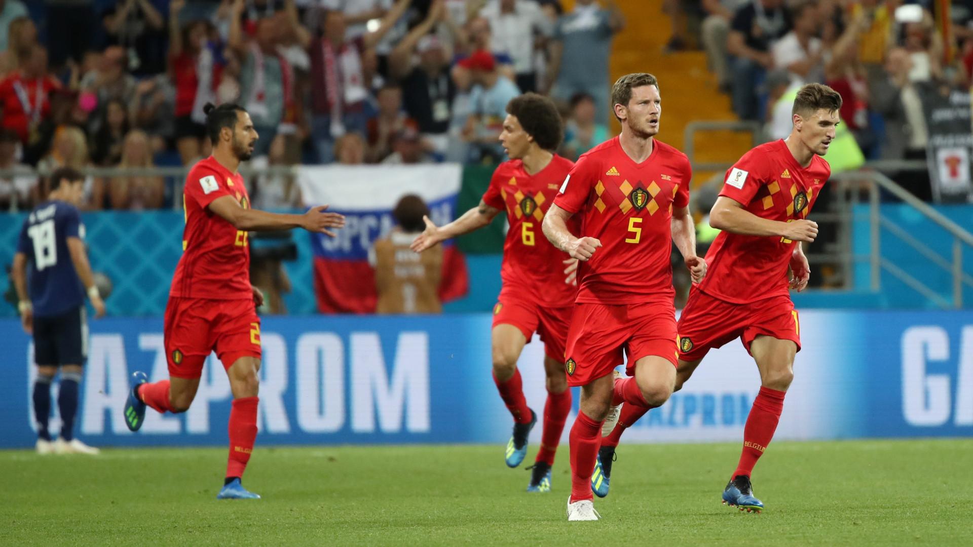 Este pode ser o jogo do Mundial: Terramoto belga deixa Japão pelo caminho