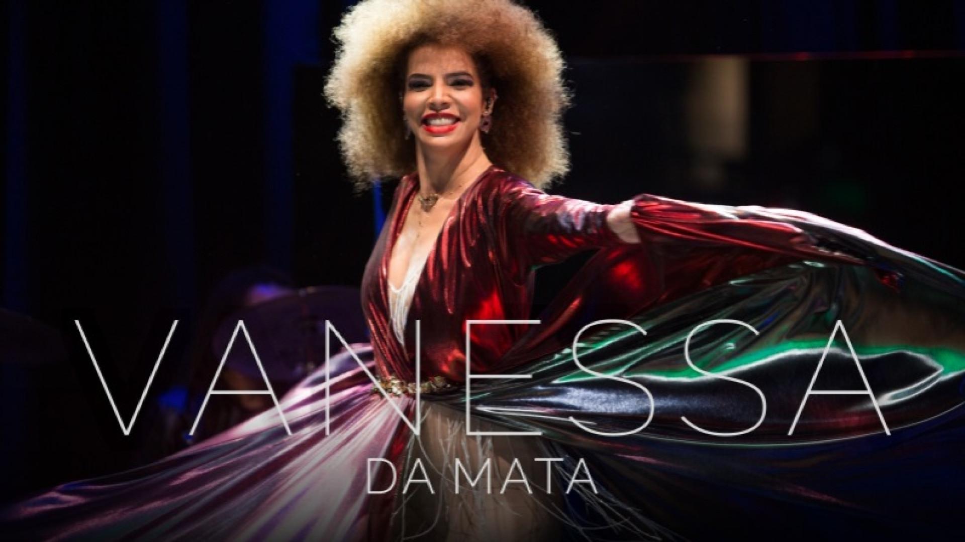 Vanessa da Mata está de volta aos palcos portugueses