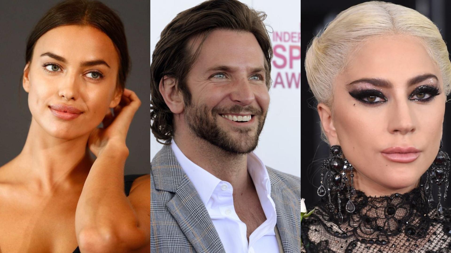 Ninguém se mete com Bradley Cooper: Irina com ciúmes... de Lady Gaga