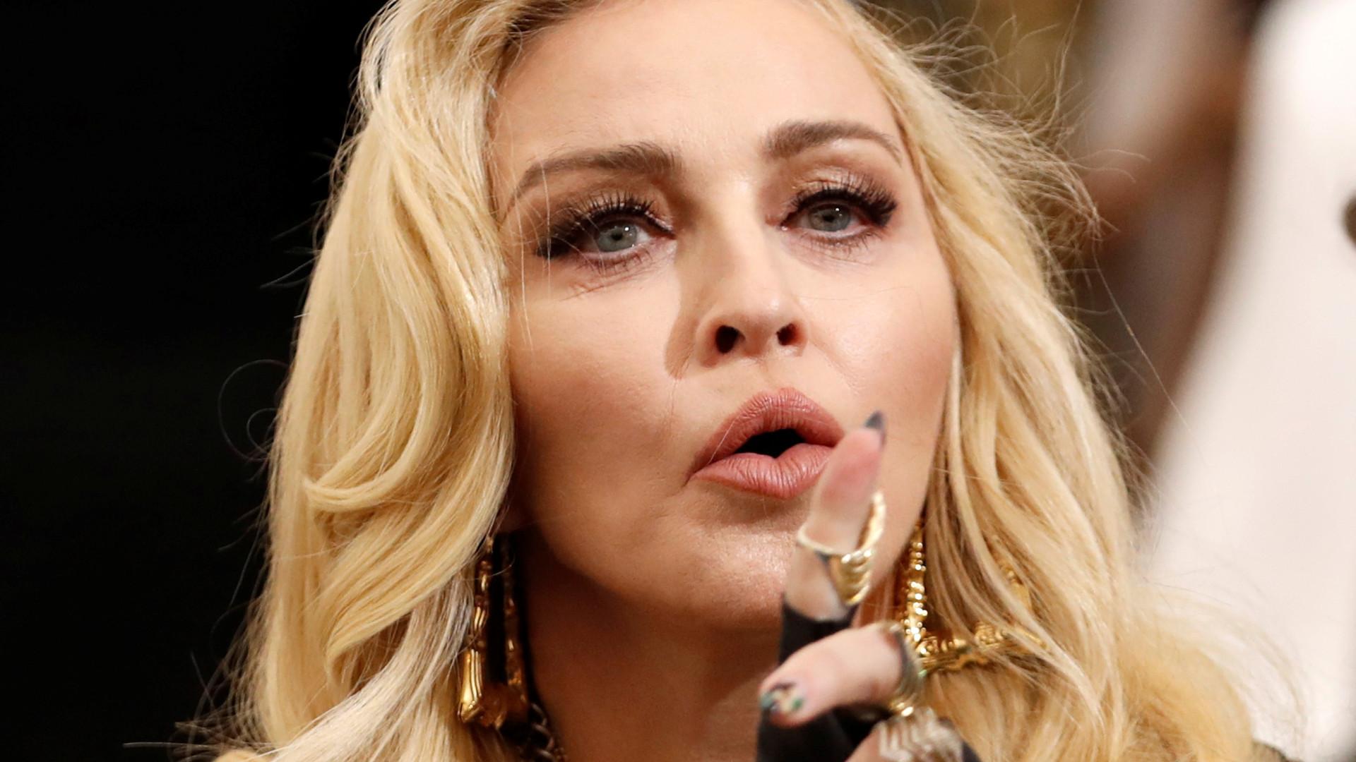Madonna faz pausa na estadia em Lisboa para regressar a Nova Iorque