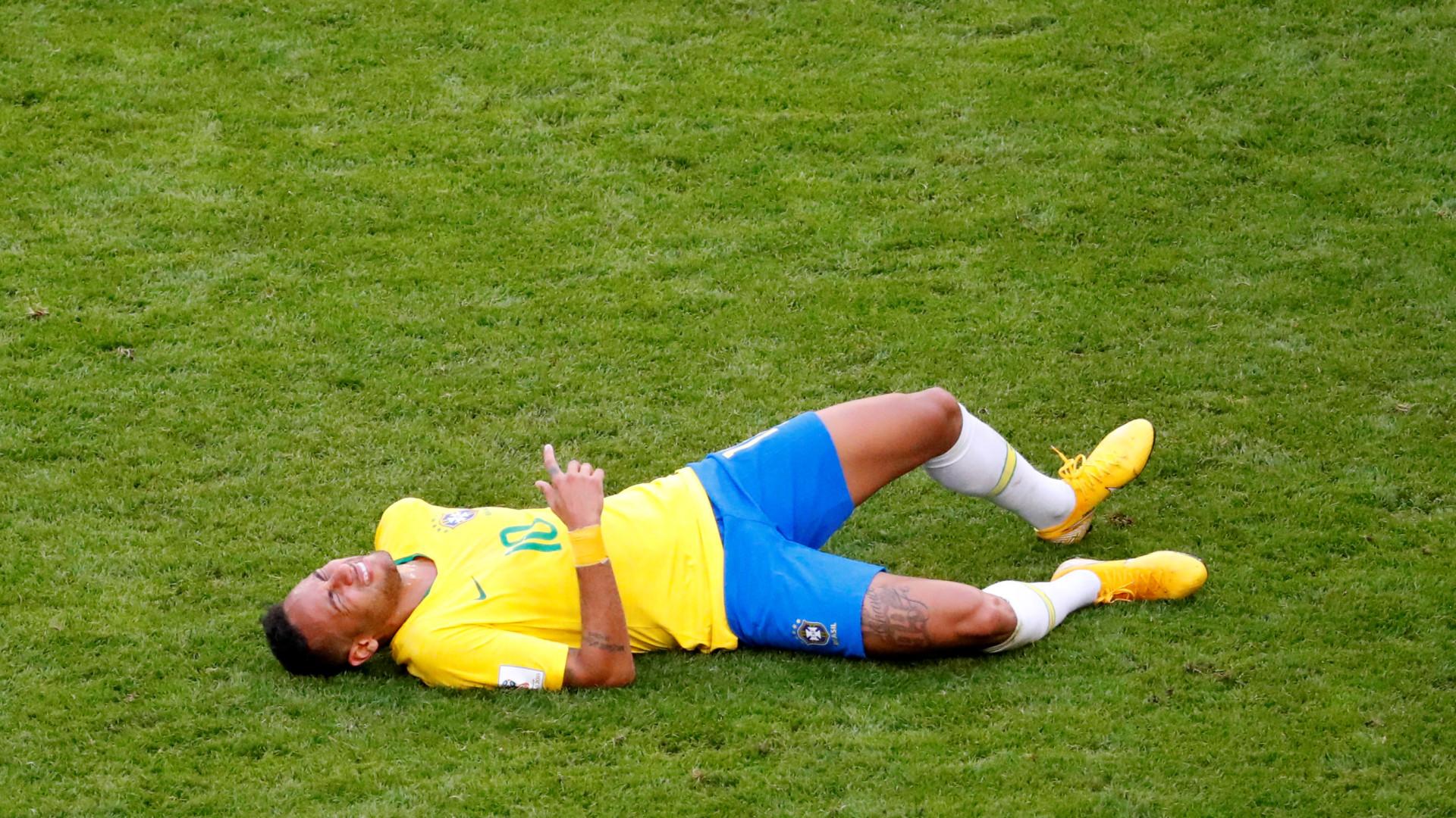 'Fitas' de Neymar ilustram mensagem importante do INEM