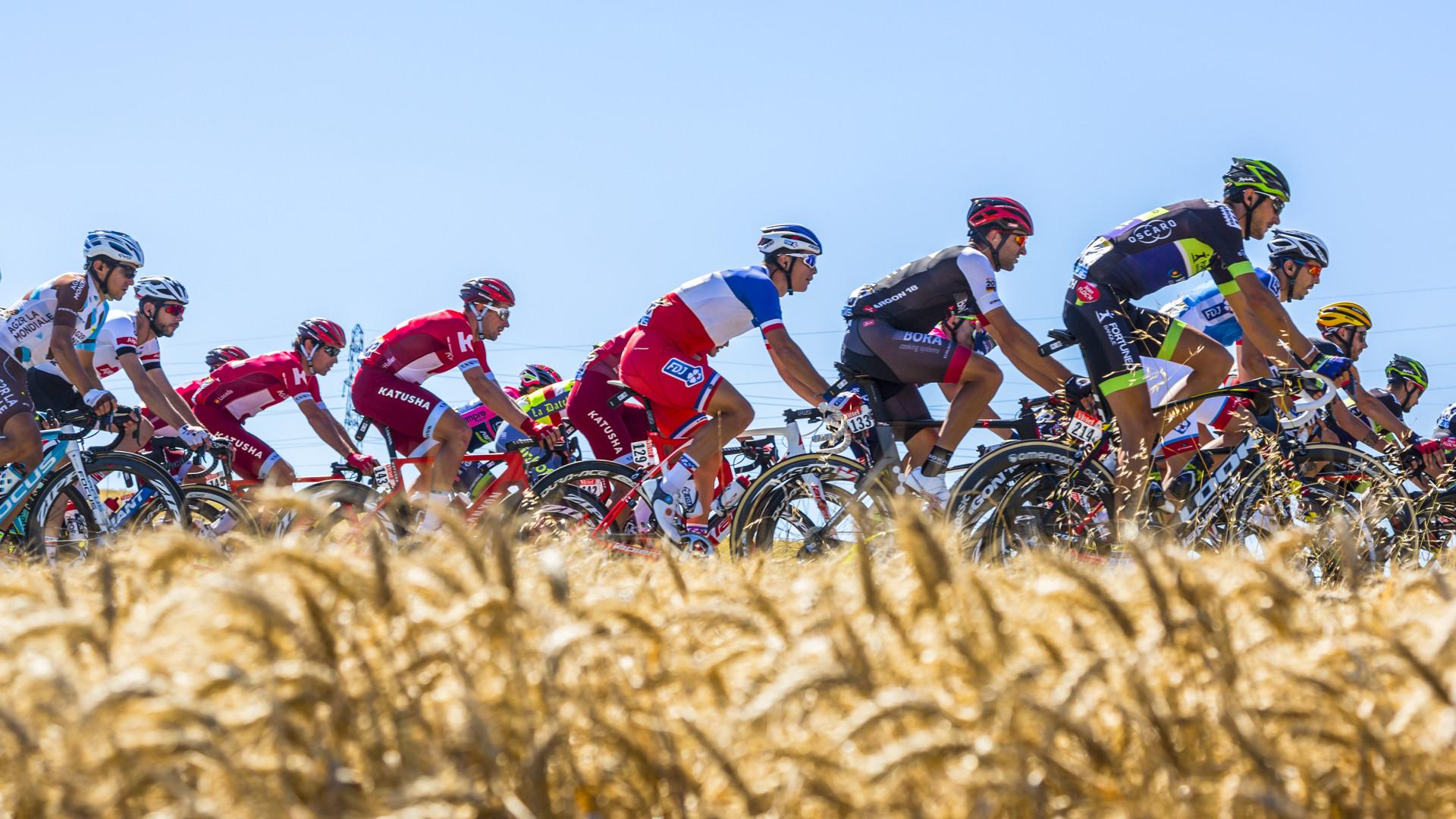 Volta a França: Os belos locais por onde os ciclistas passam