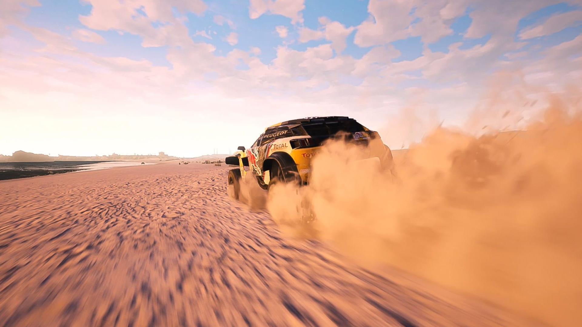 Estúdio português apresenta o jogo oficial do Dakar 2018. Veja o trailer
