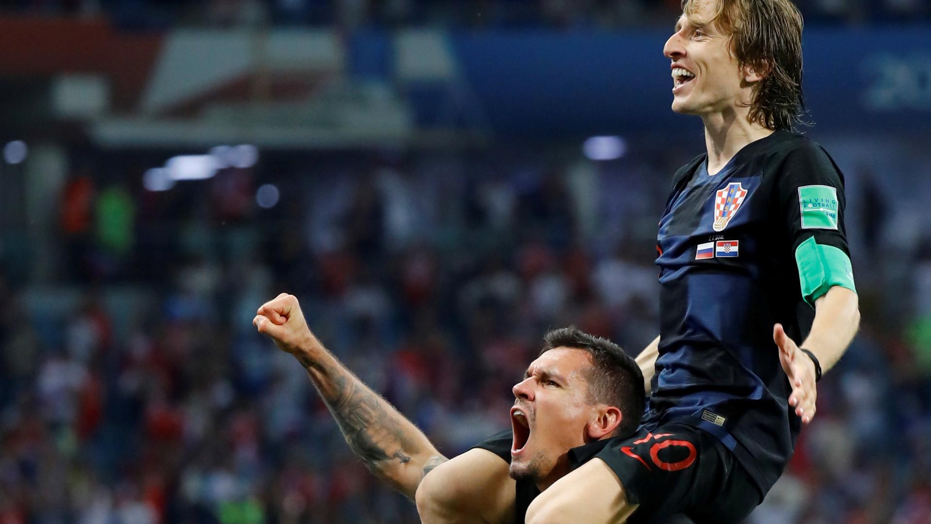 """""""É um milagre e não é, porque a Croácia mereceu chegar à final"""""""