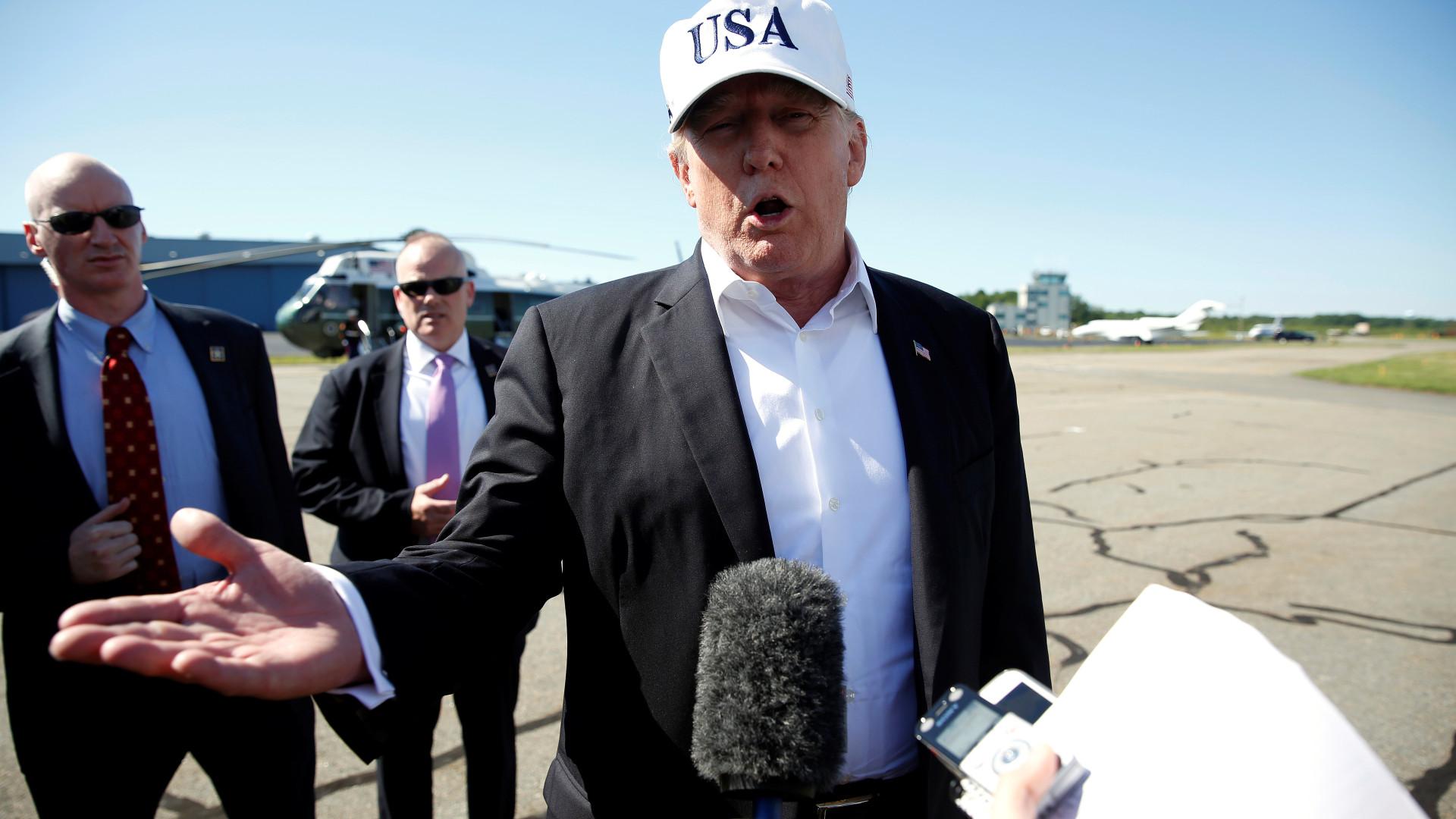 Presidente dos EUA? Trump envia mensagem aos que não acreditavam