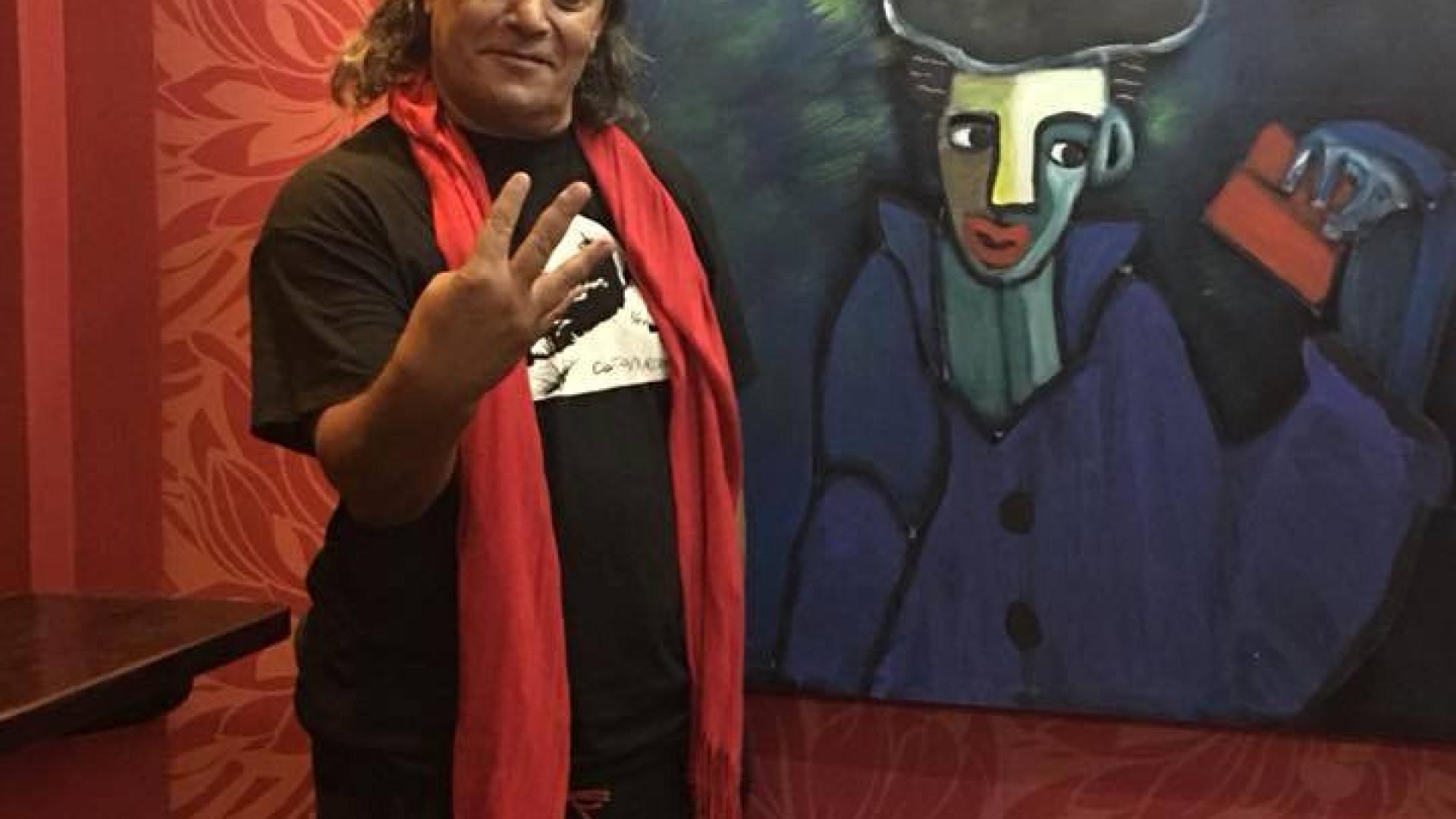 """Artista recusa participar em exposição por """"não respeitar ditadores"""""""