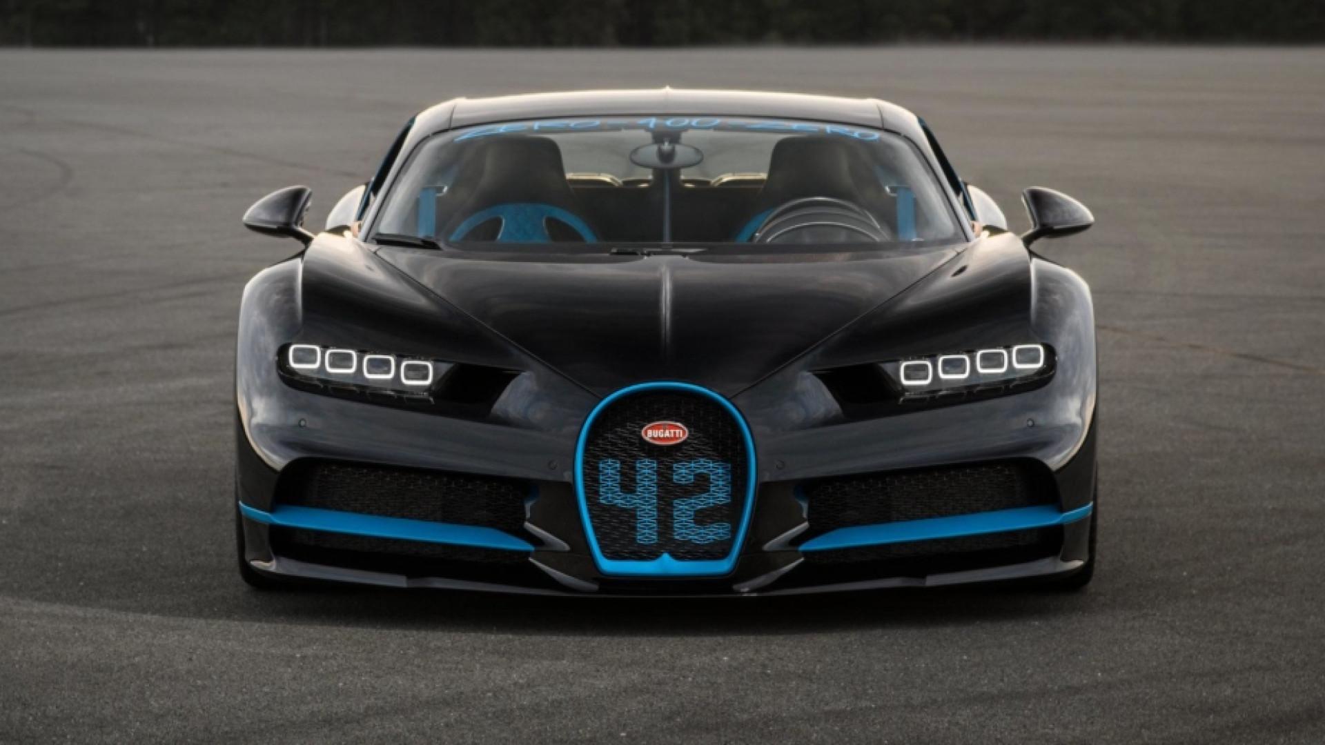Bugatti Chiron Divo: A versão 'restrita' de um sonho com rodas