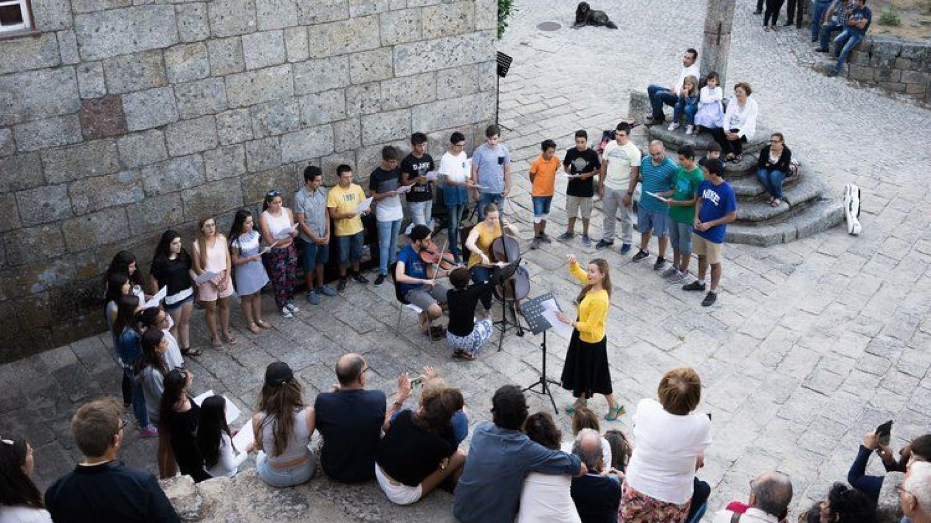 Festival de música junta alunos nacionais e estrangeiros na Guarda