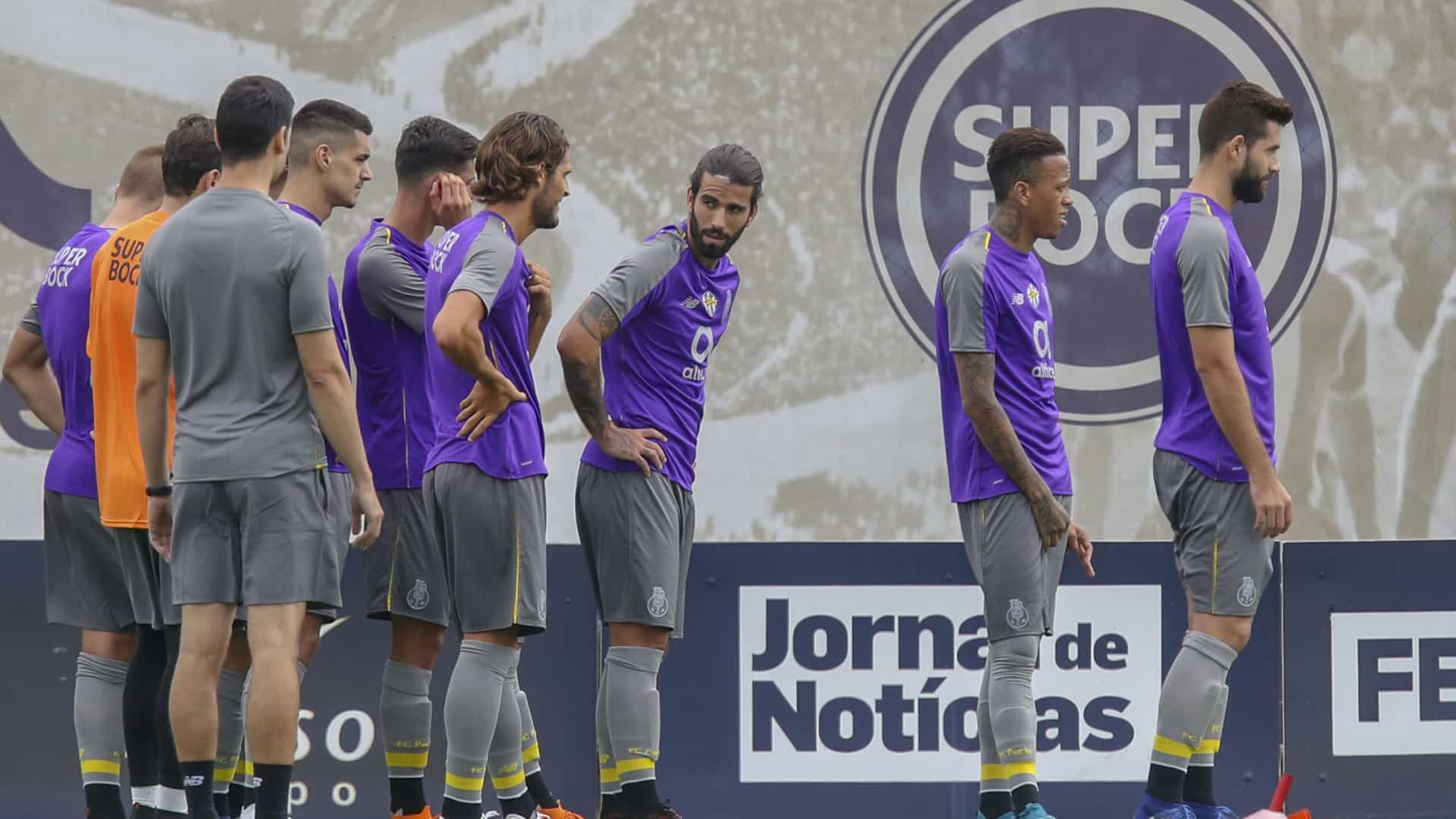 FC Porto leva 27 jogadores para estágio no Algarve