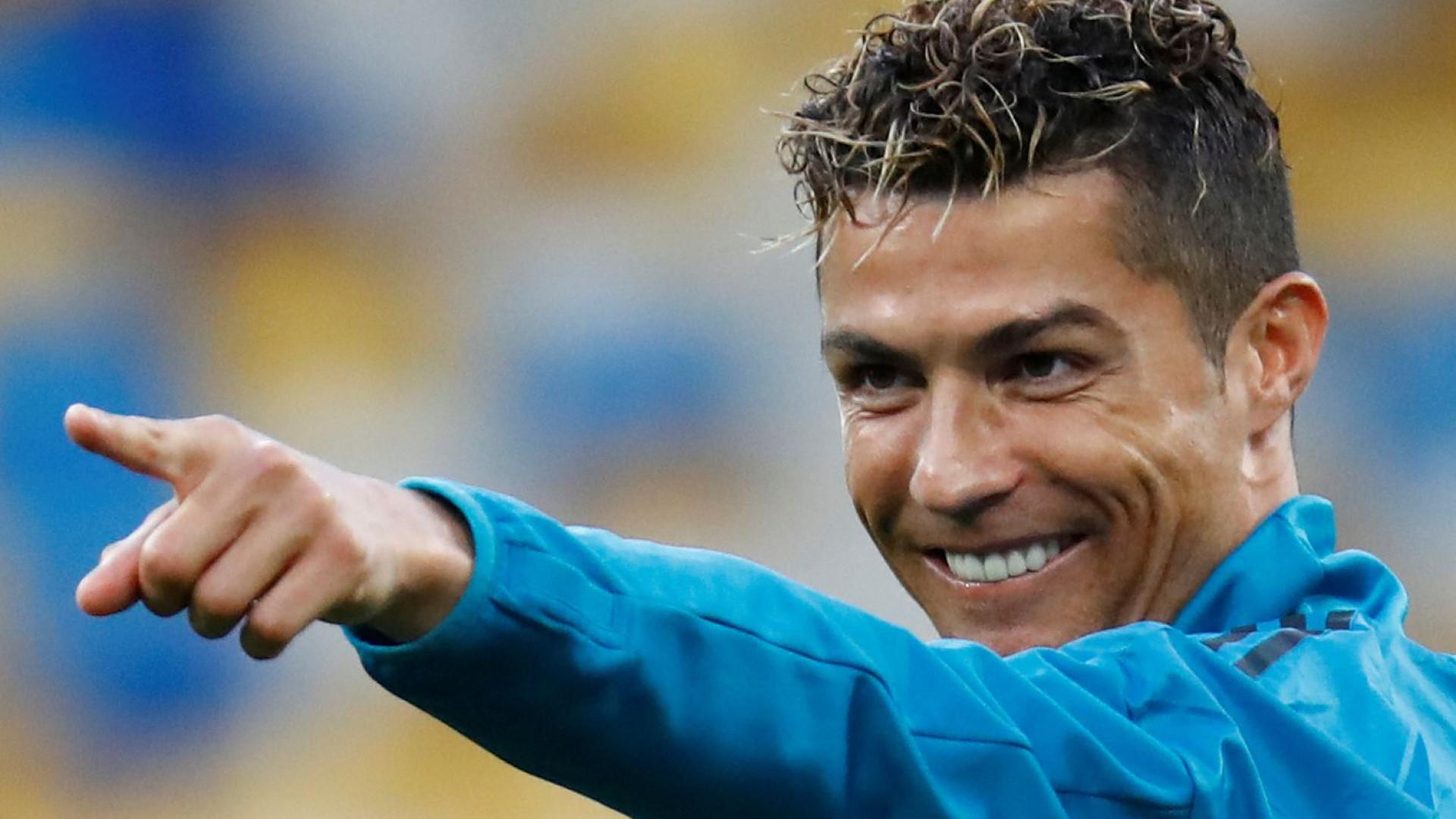 Ronaldo só vai ter de esperar 25 dias para rever companheiros do Real
