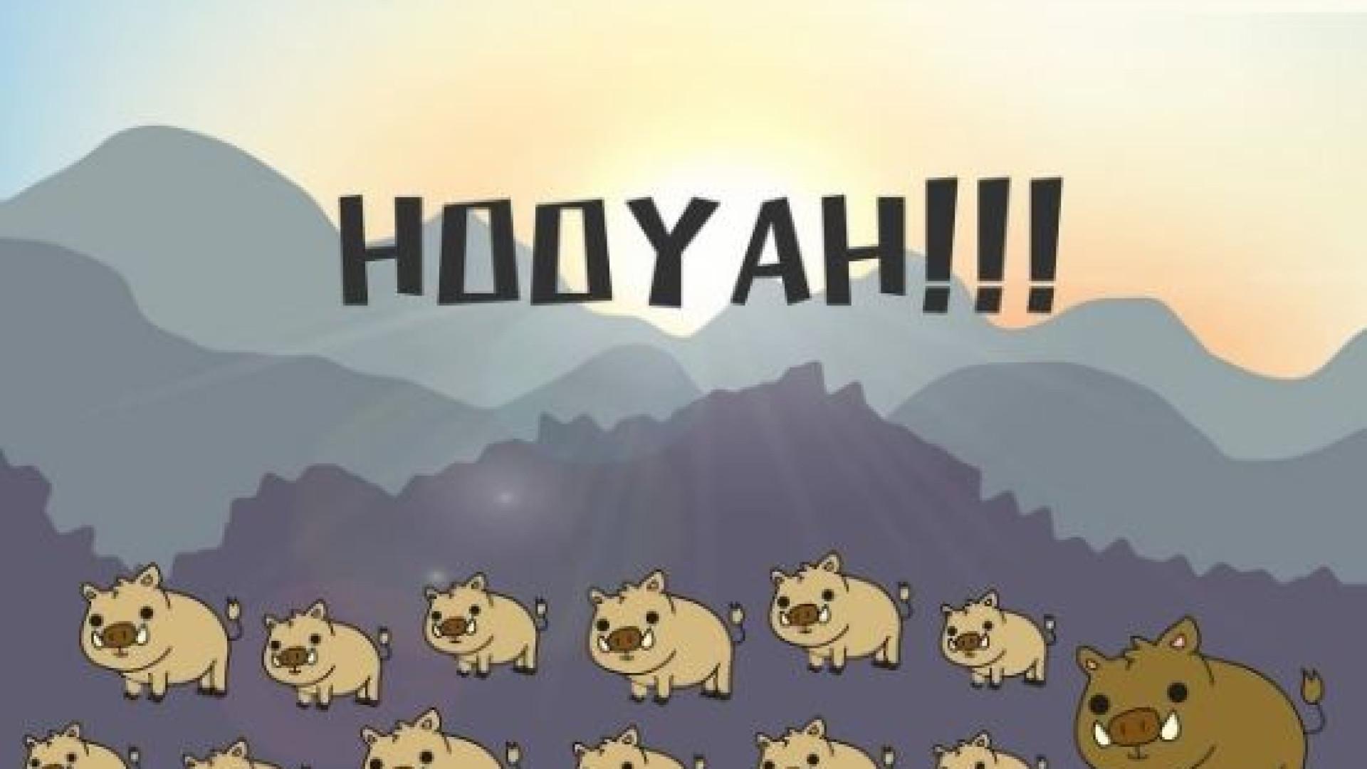 """""""Hooyah!"""", o grito tailandês que se tornou um fenómeno"""
