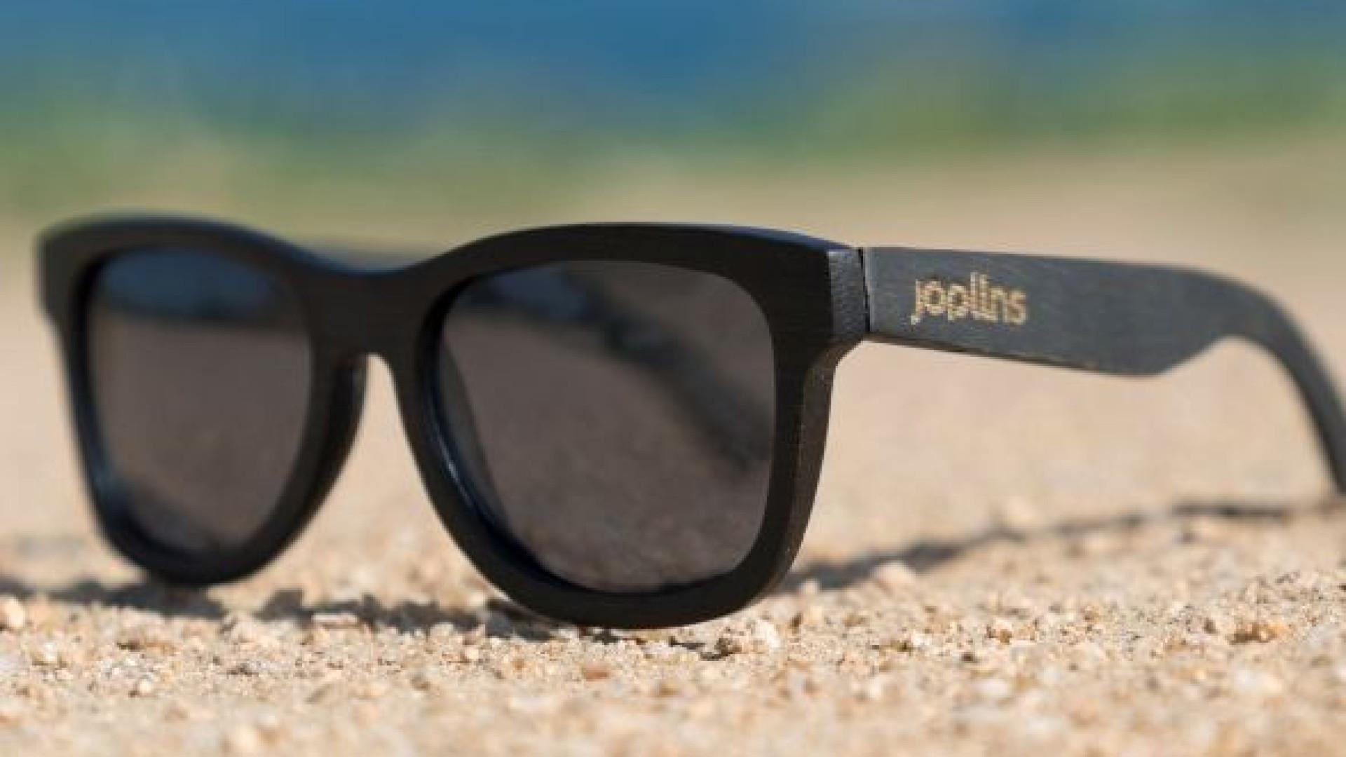 Estes óculos são portugueses, ecológicos e já garantiram o seu sucesso