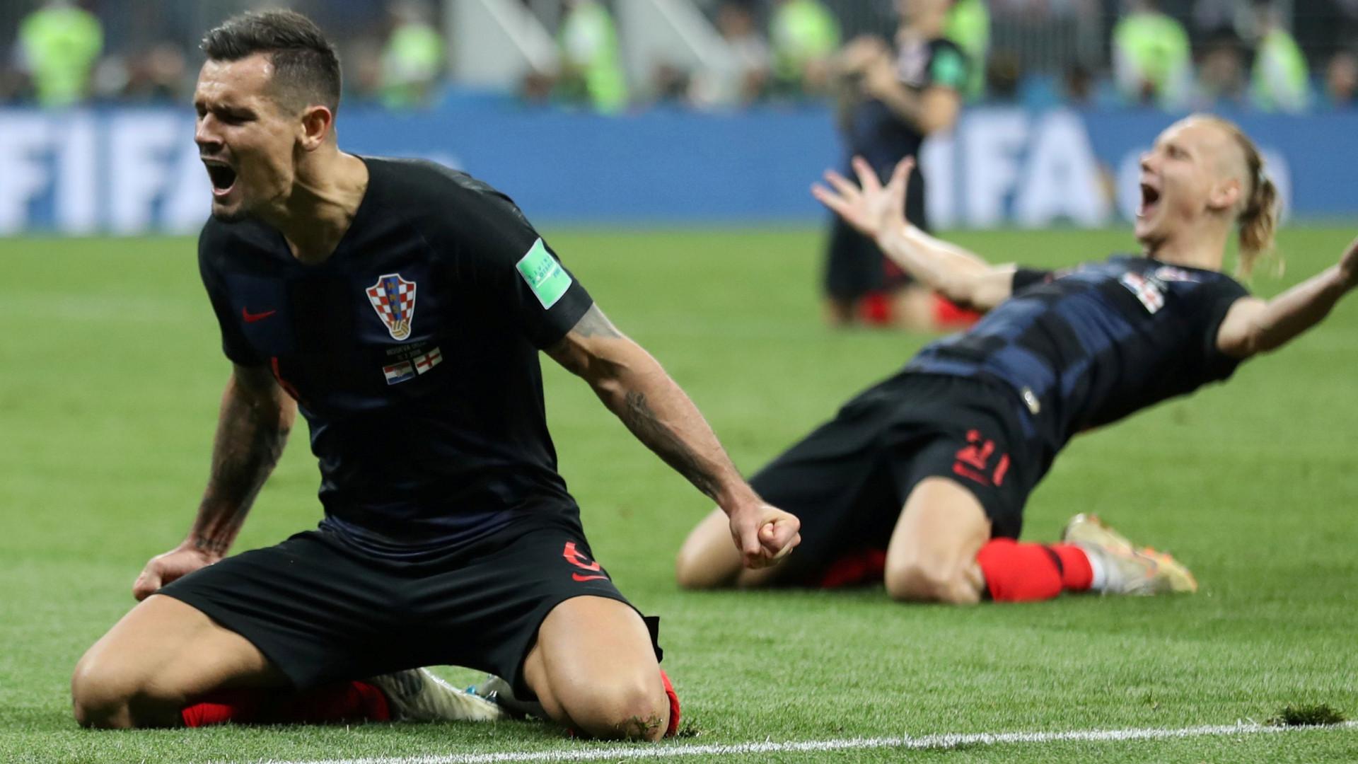 Insólito: Croácia chega à final diante da França com um jogo a mais