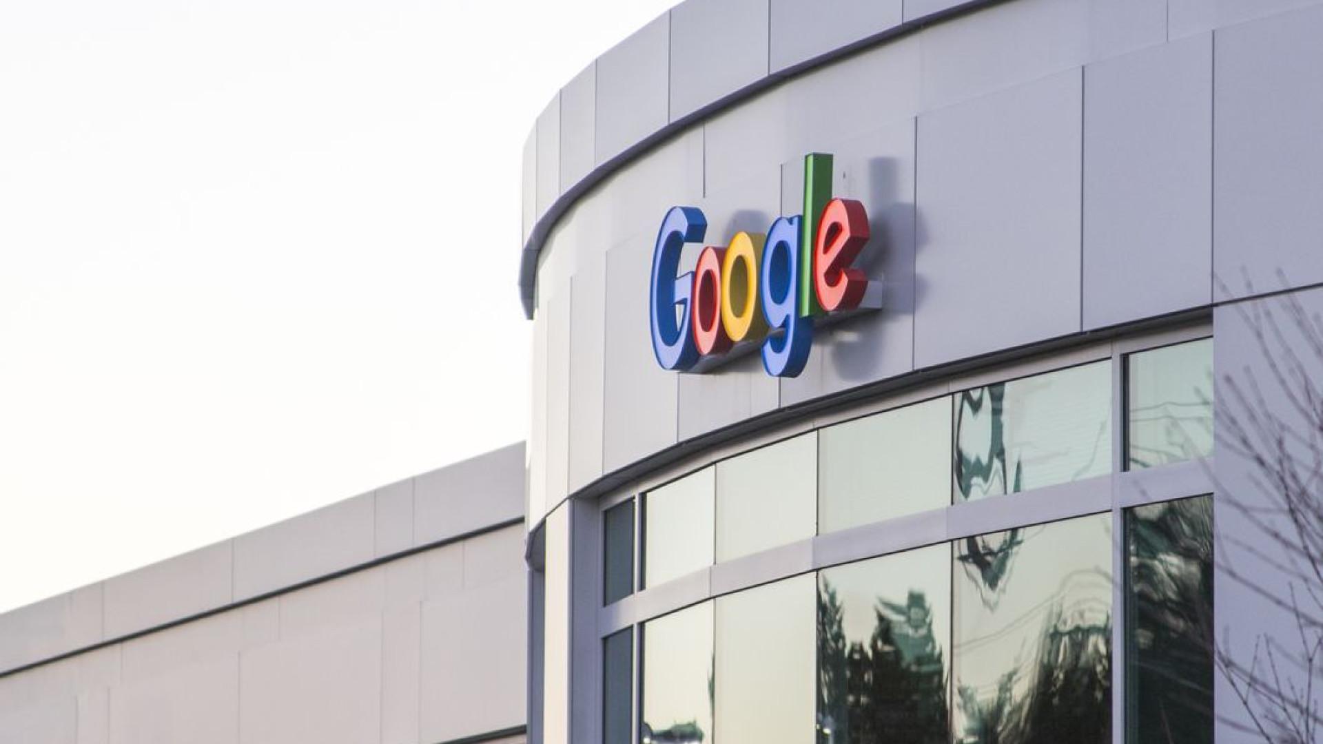Google vai recorrer da multa aplicada por Bruxelas