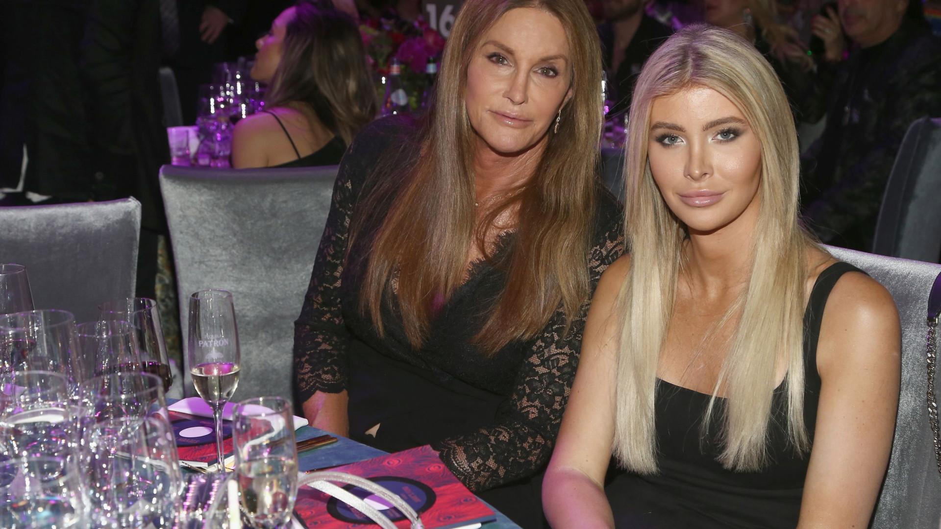 Caitlyn Jenner planeia ter um filho com a noiva