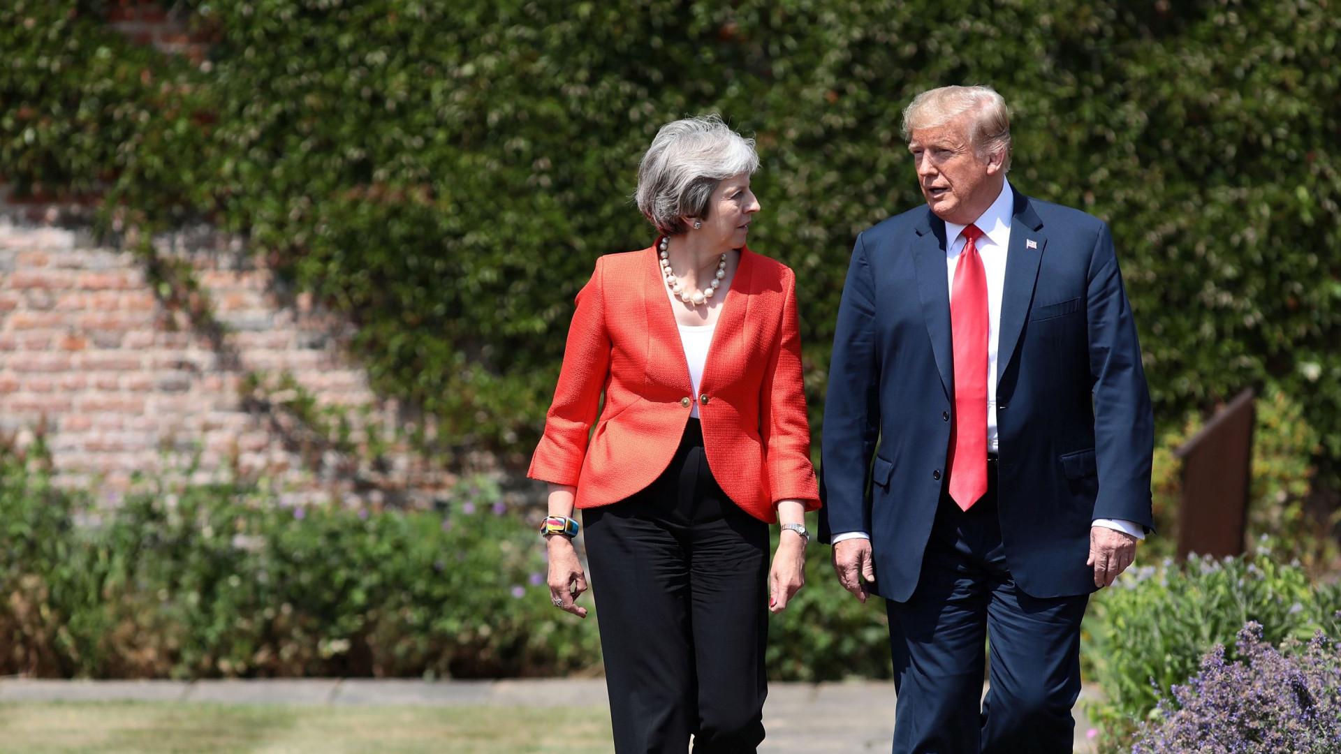 """""""Podem fazer o que quiserem com o Brexit. Por nós está tudo O.K."""""""