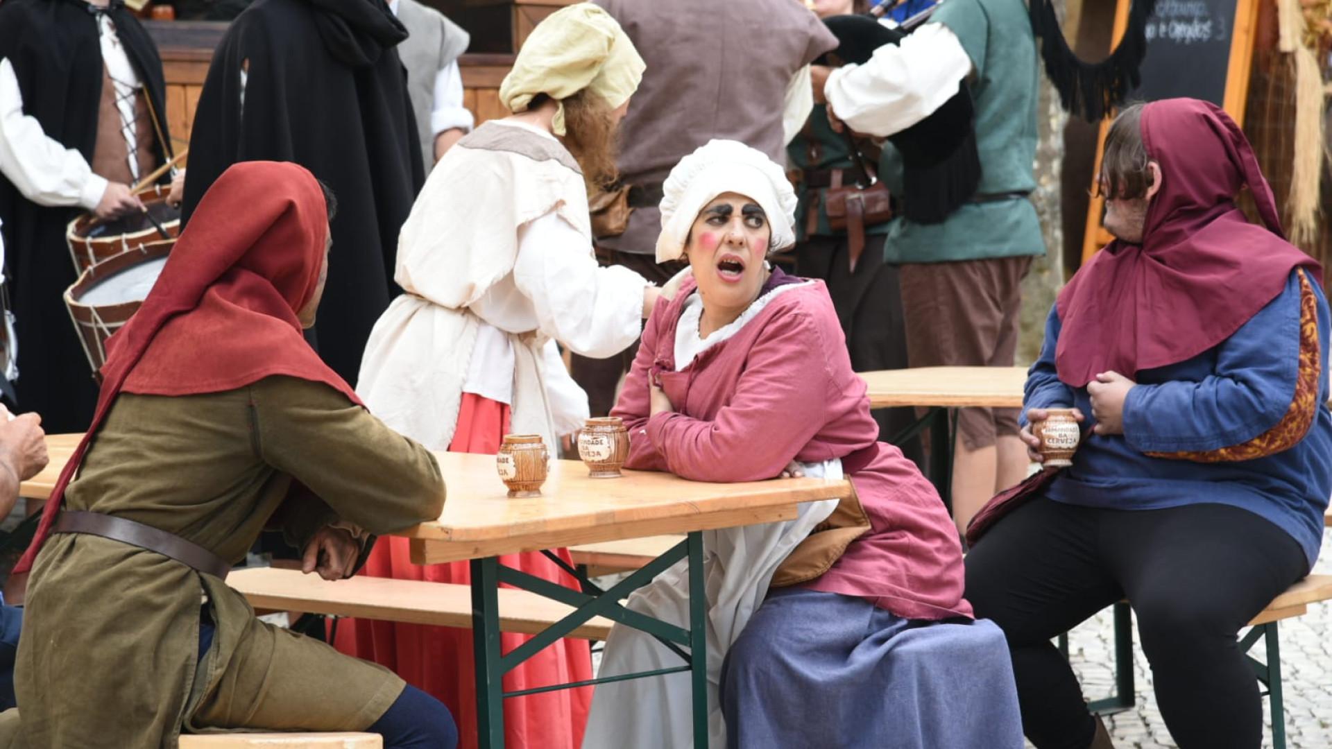 Até domingo visite a Feira Quinhentista em Sintra