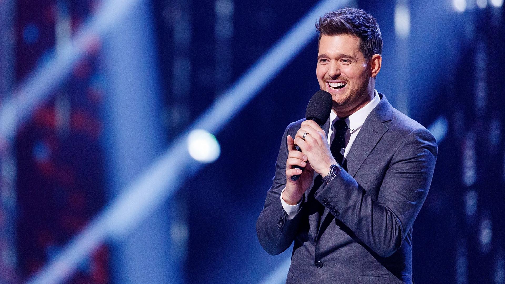 Michael Bublé regressa aos palcos após ultrapassar drama familiar