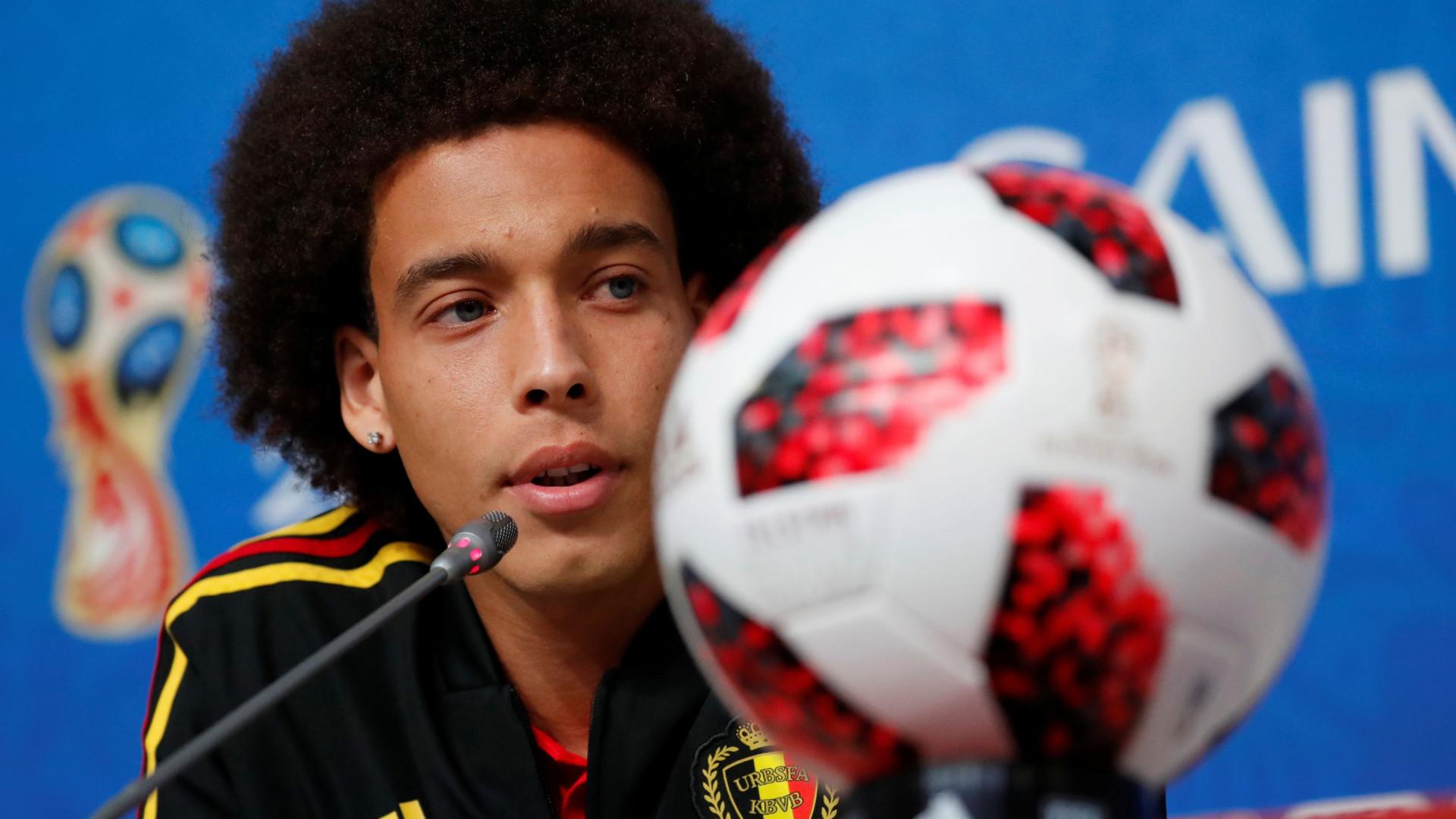 Witsel diz que a Bélgica ambiciona terceiro lugar