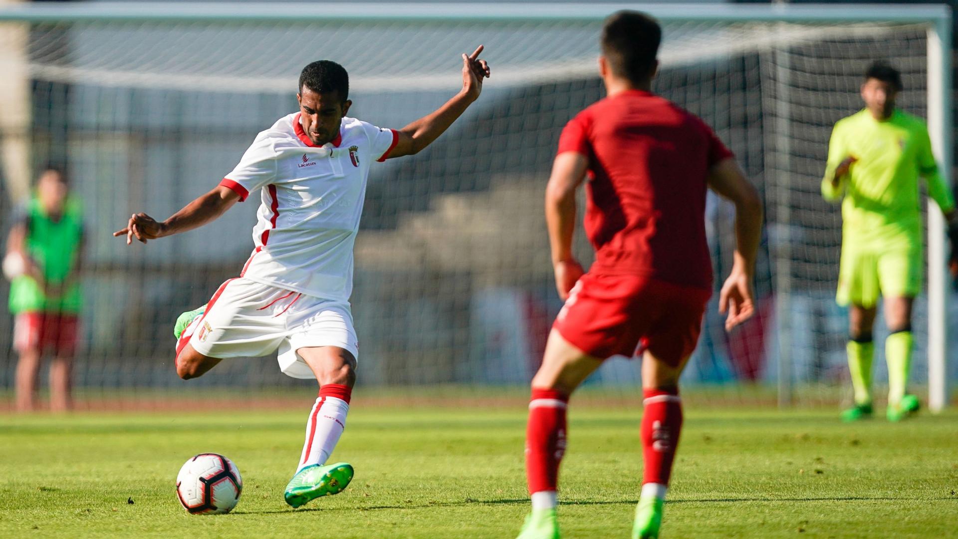 SC Braga vence folgadamente Hull City por 4-1