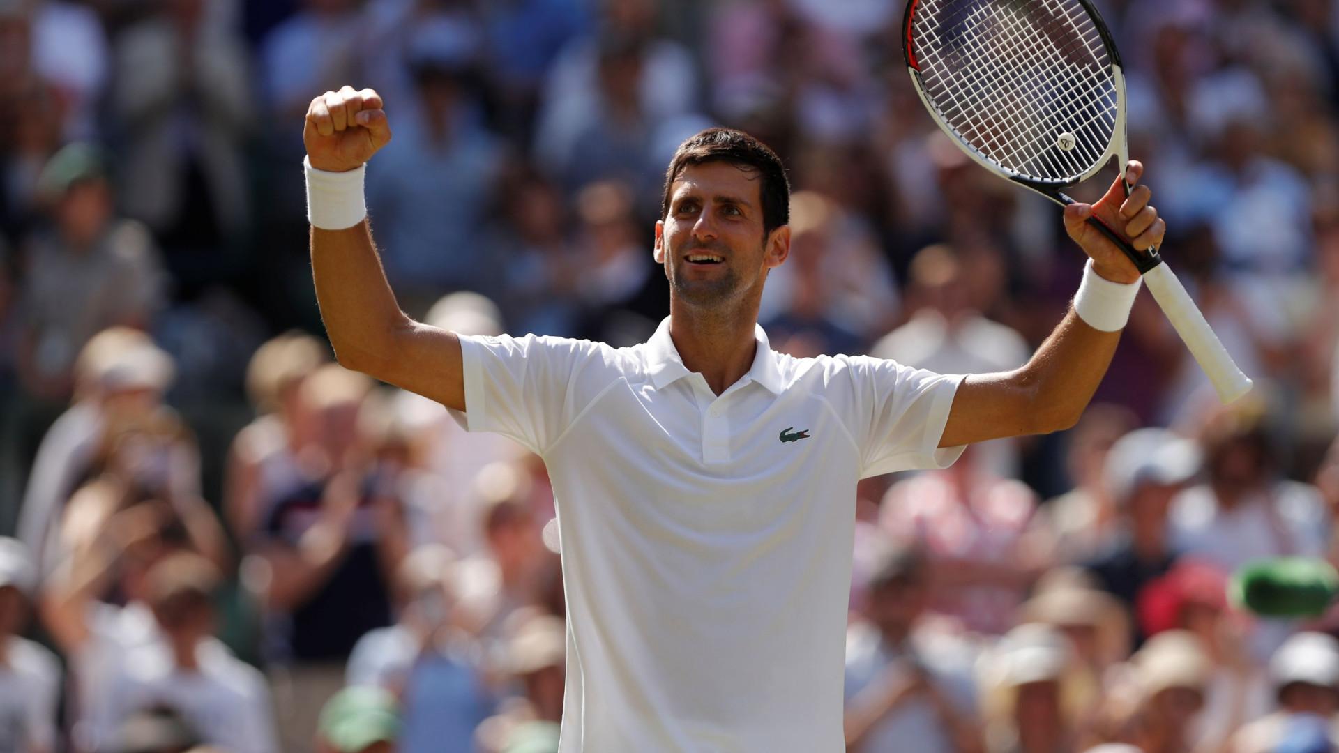 Djokovic e Rakitic: A prova de que o desporto supera qualquer guerra