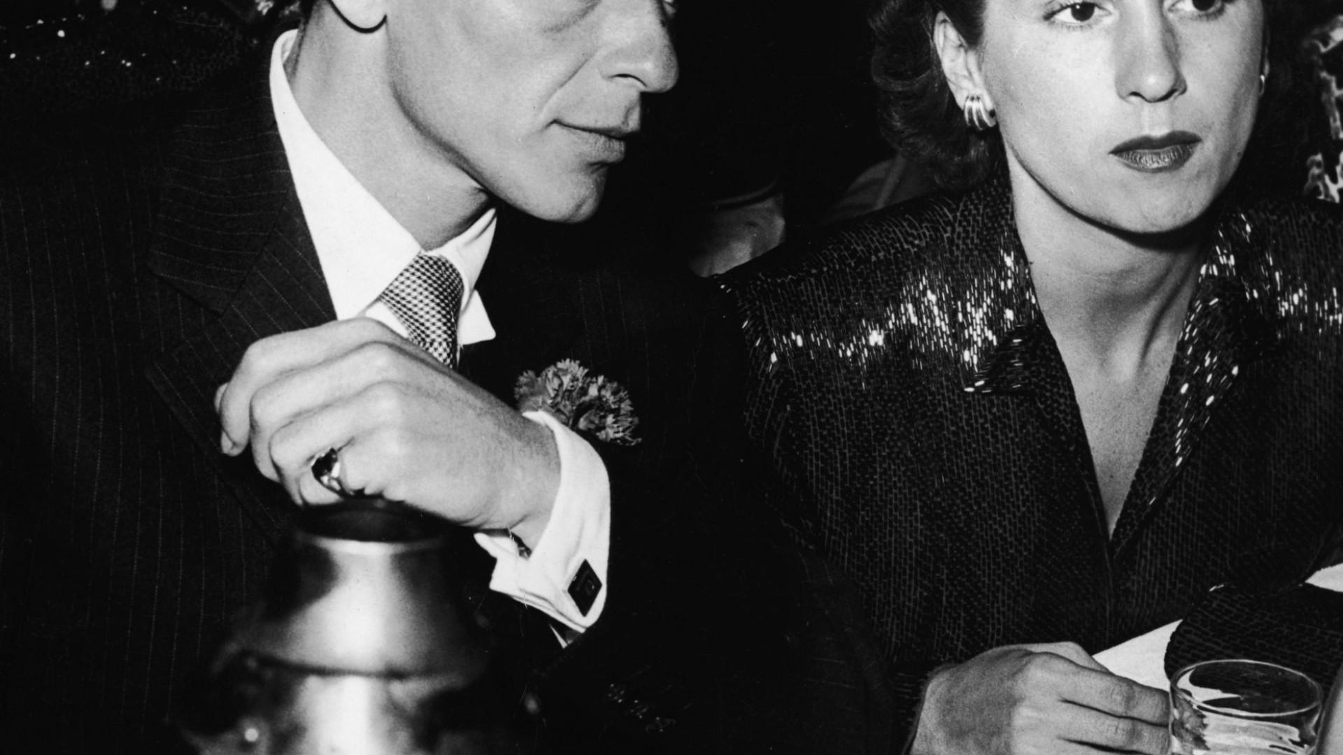 Morreu a primeira mulher de Frank Sinatra. Tinha 101 anos