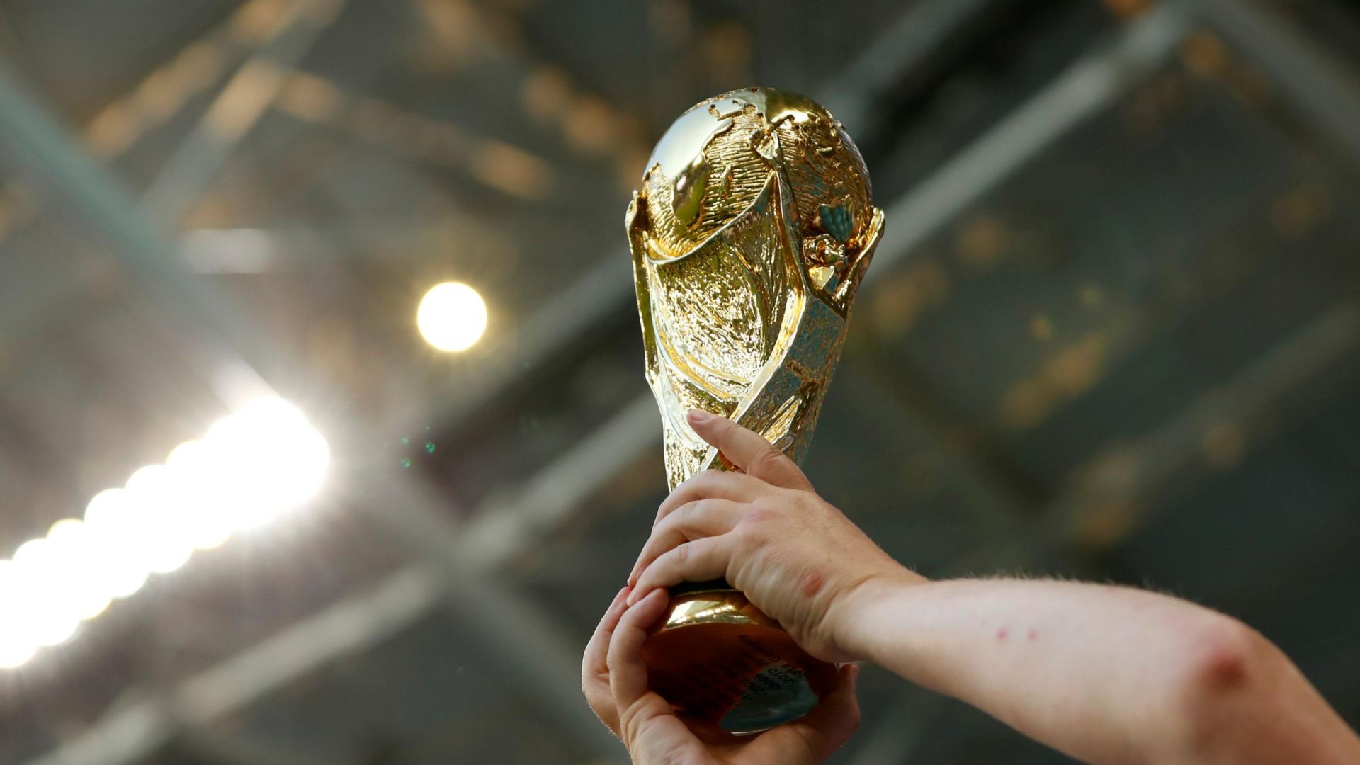Espanha quer organizar Mundial com Portugal e Marrocos