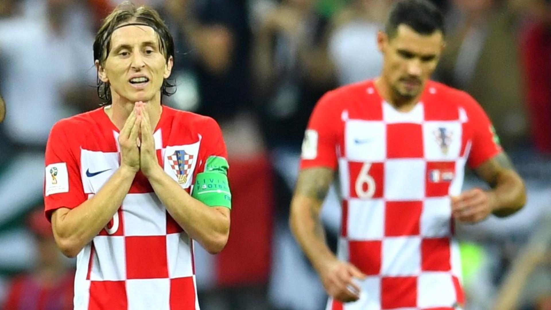 Loucura do Mundial foi grande no Peru. Bebé foi batizado como Luka Modric