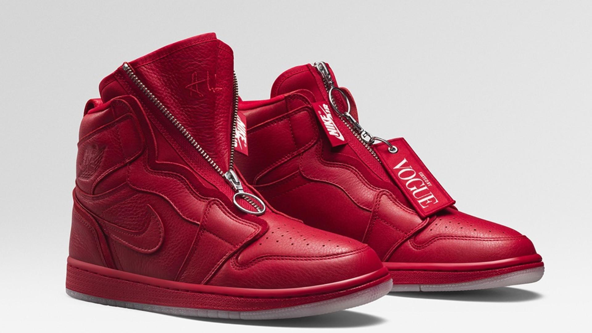 Nike junta-se a Vogue para lançar o novo modelo Air Jordan