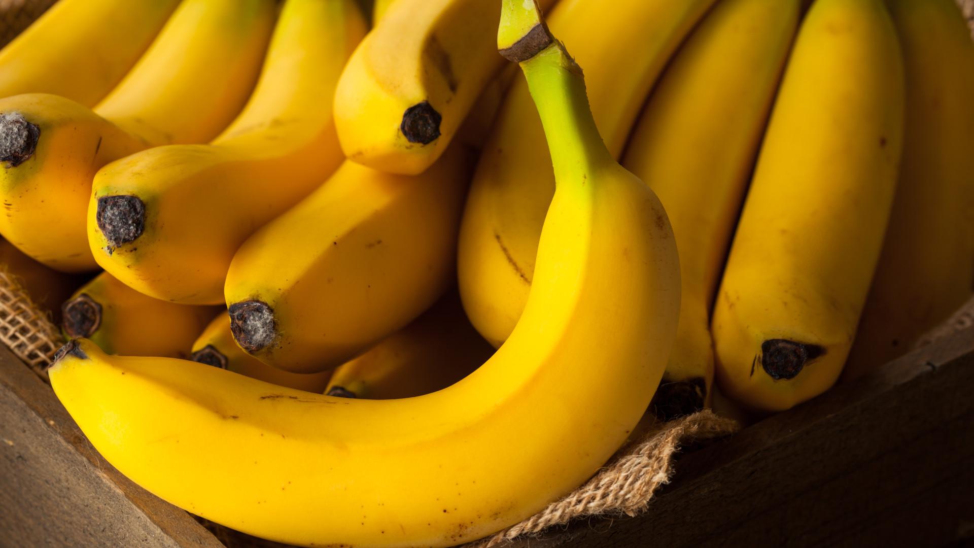 Bananas verdes e maduras têm benefícios distintos. Saiba quais escolher?