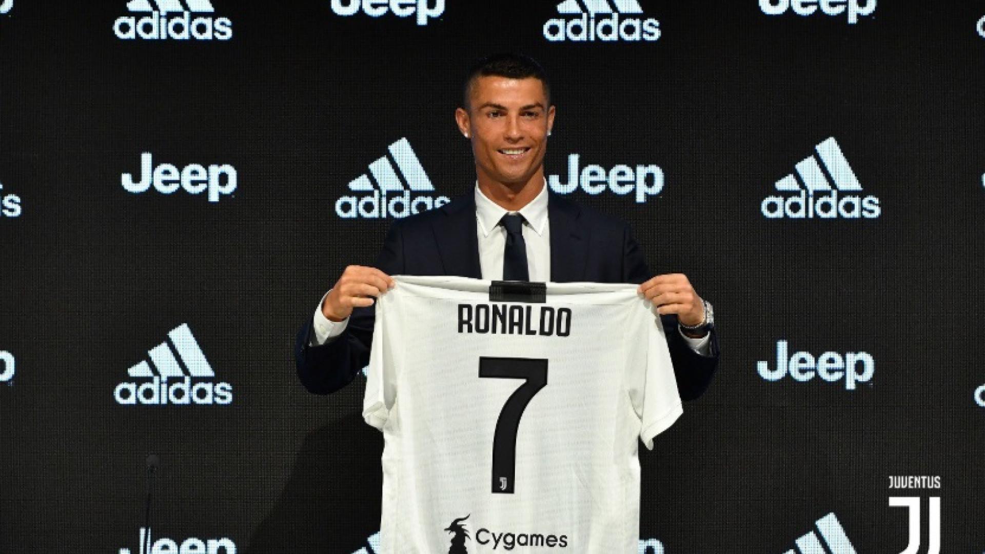 """""""CR7 escolheu a Juve para procurar o amor que já não sentia em Madrid"""""""
