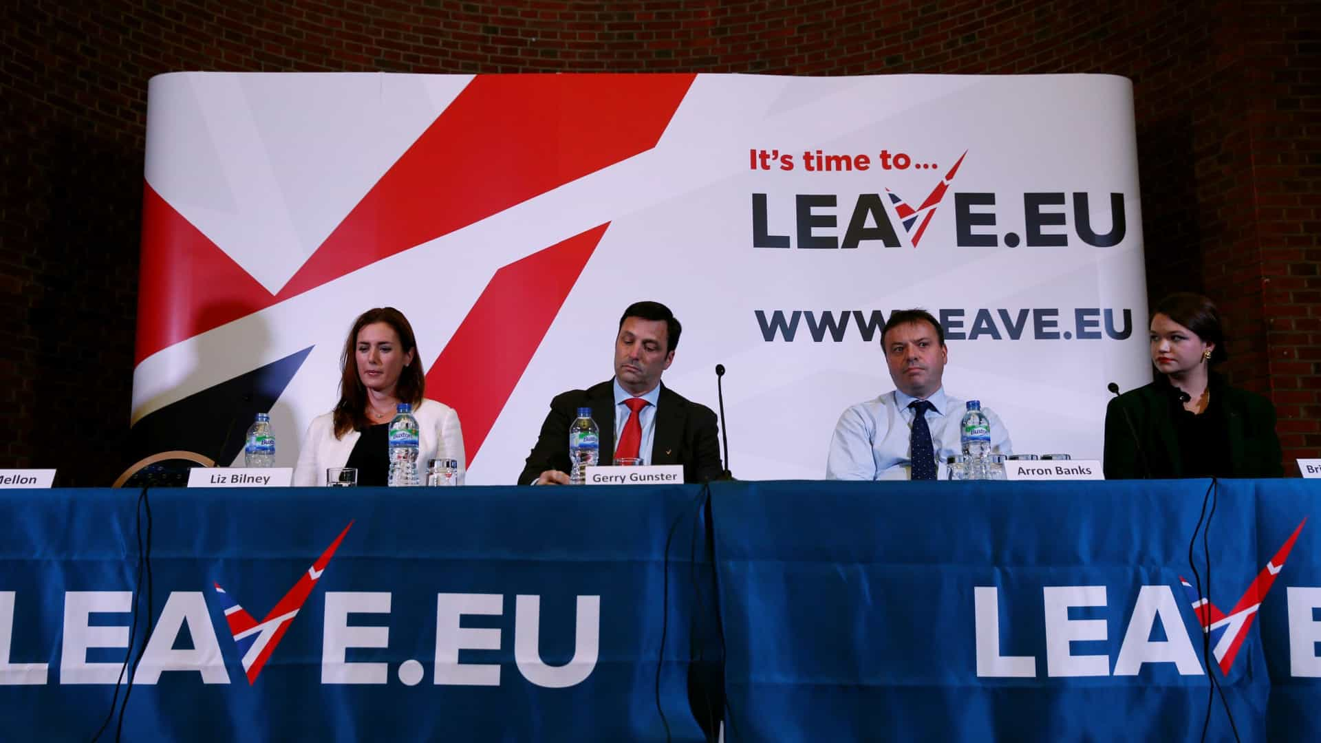 Brexit: Campanha oficial Vote Leave multada por violar lei eleitoral