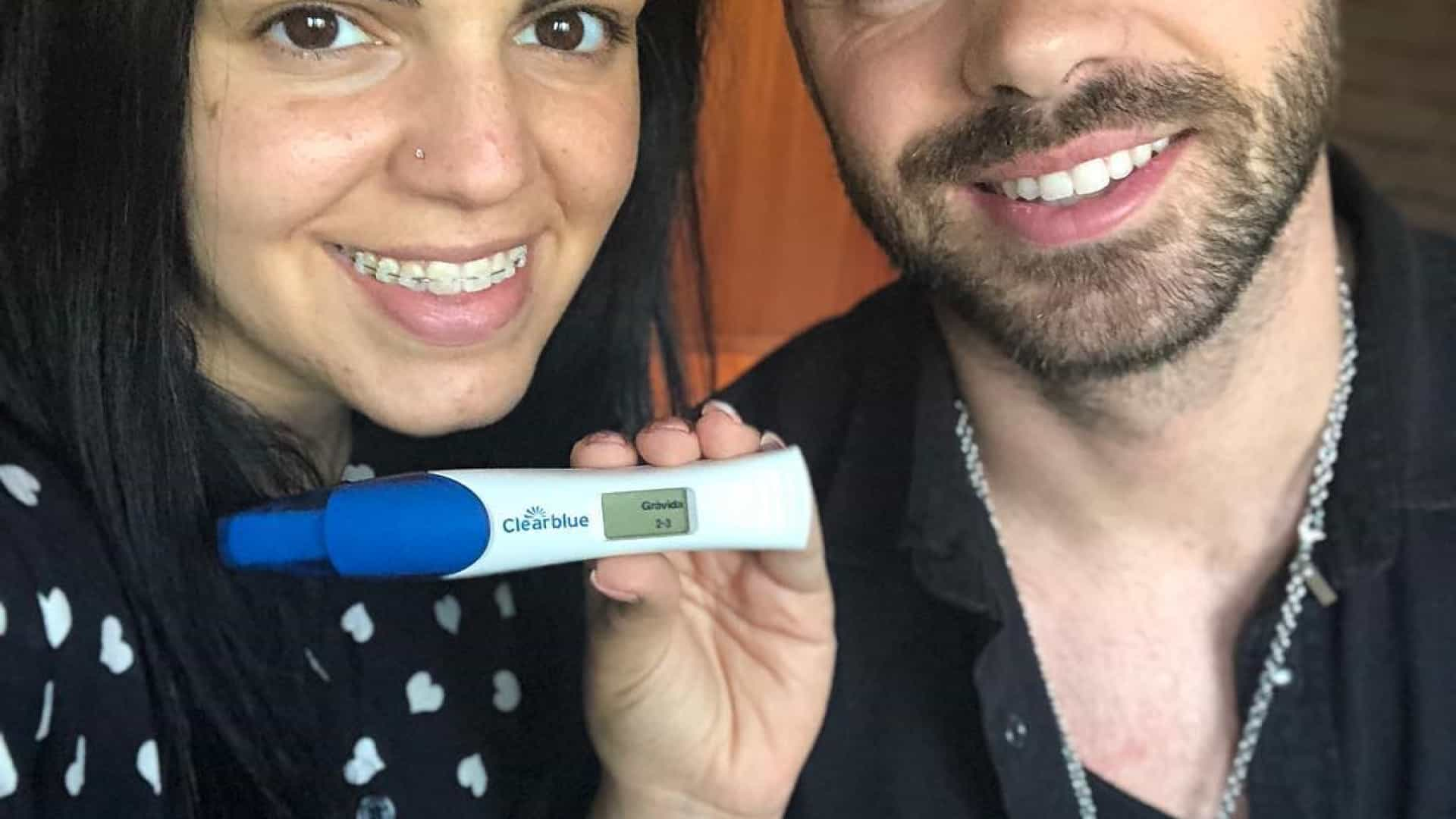 Tatiana e Rúben Boa Nova vão ser pais pela primeira vez