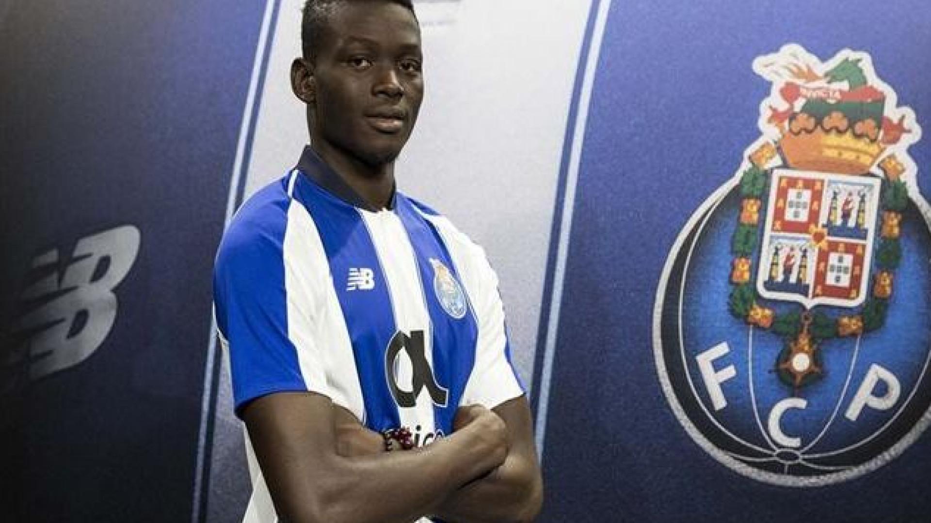 """Marius Mouandilmadji: """"Não foi fácil escolher o FC Porto"""""""