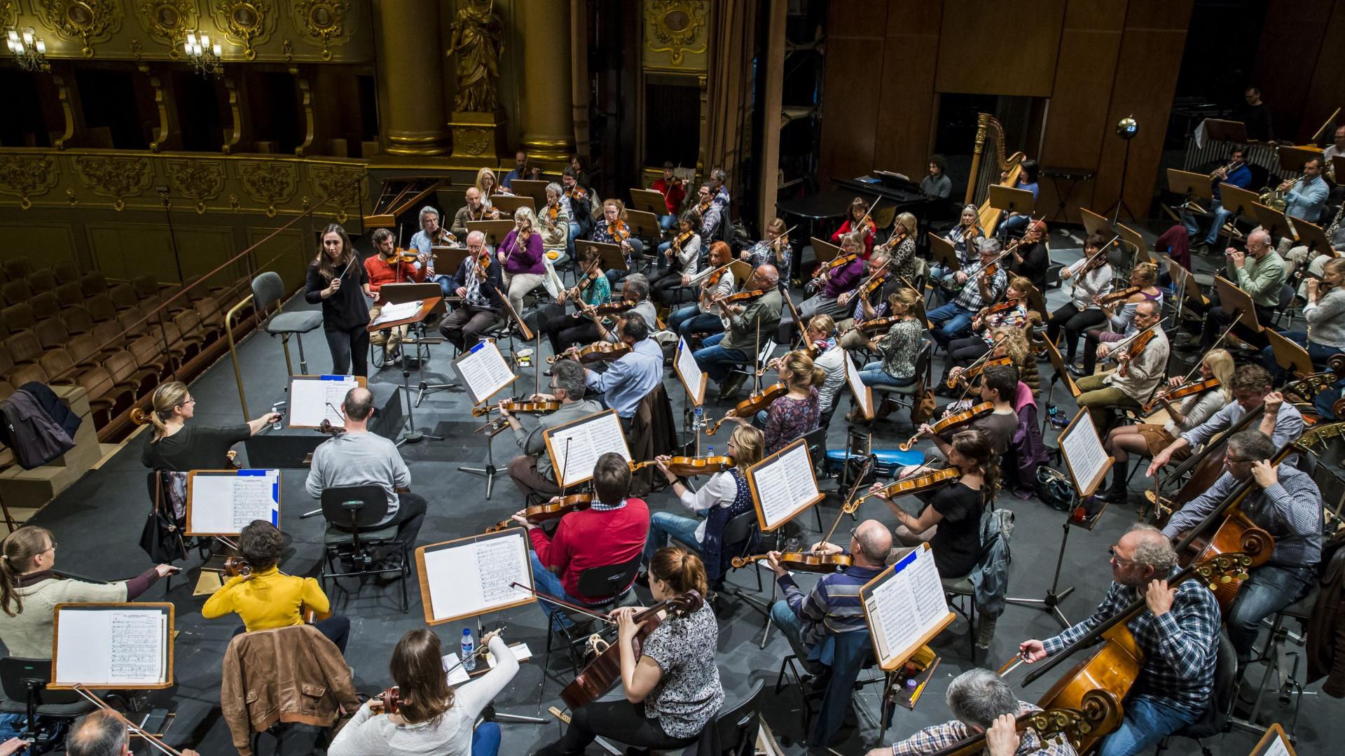 Orquestra Sinfónica Portuguesa estreia obras de Luís Tinoco e Ana Seara